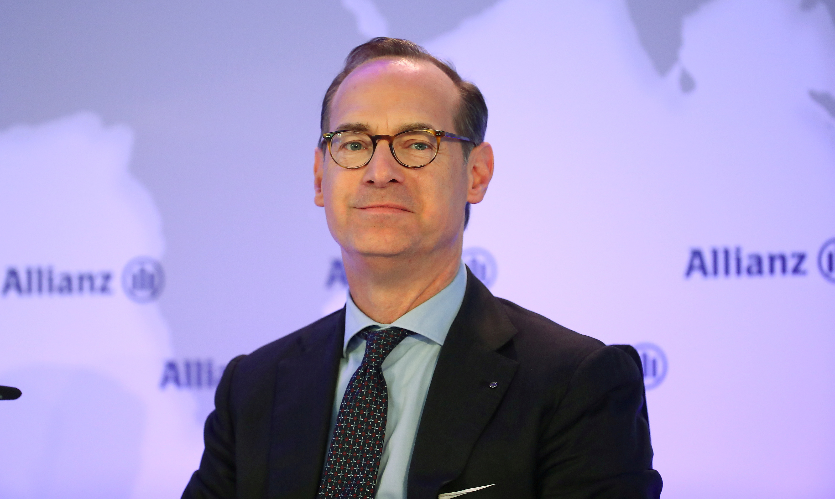 Oliver Baete, Chief Executive Officer of Europe's biggest insurer Allianz SE attends the company's annual news conference in Munich, Germany, February 15, 2019.  REUTERS/Michael Dalder/File Photo