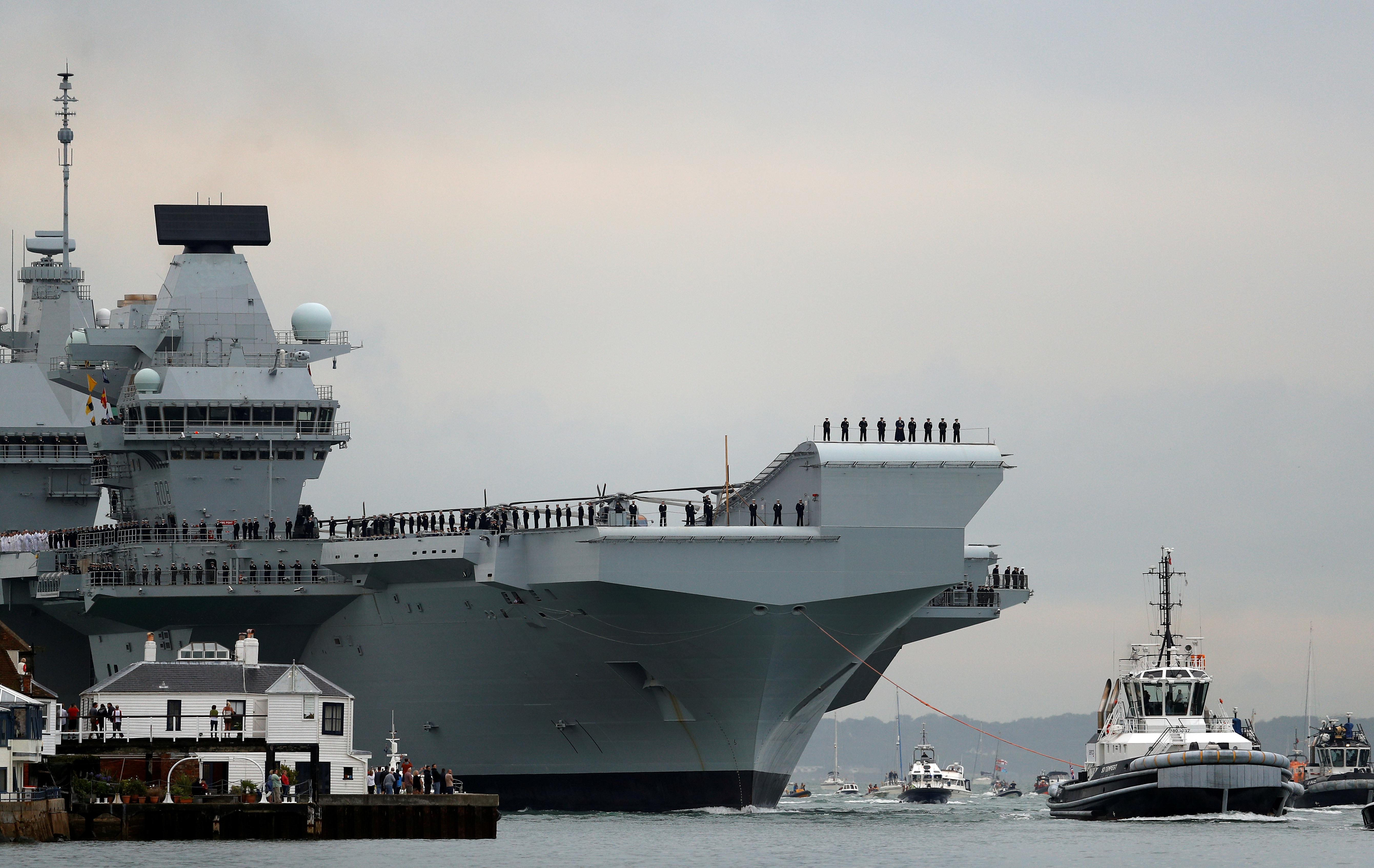 Britanija šalje brodove u Crno More  GMZ3TVJV2NIYJLNFNJSXP5BLQY