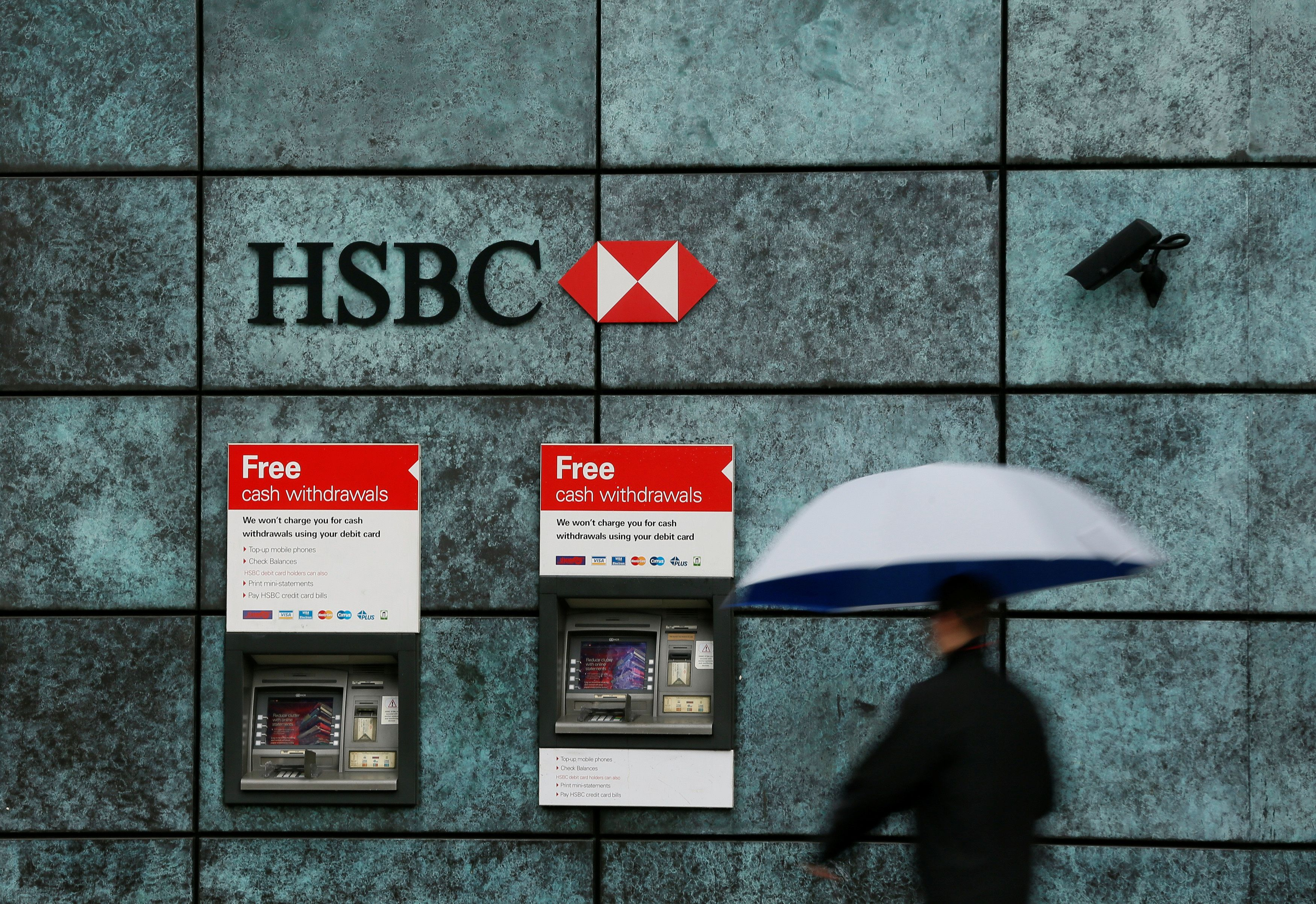 HSBC to announce exit from U.S. retail banking, reshuffles top jobs |  Reuters