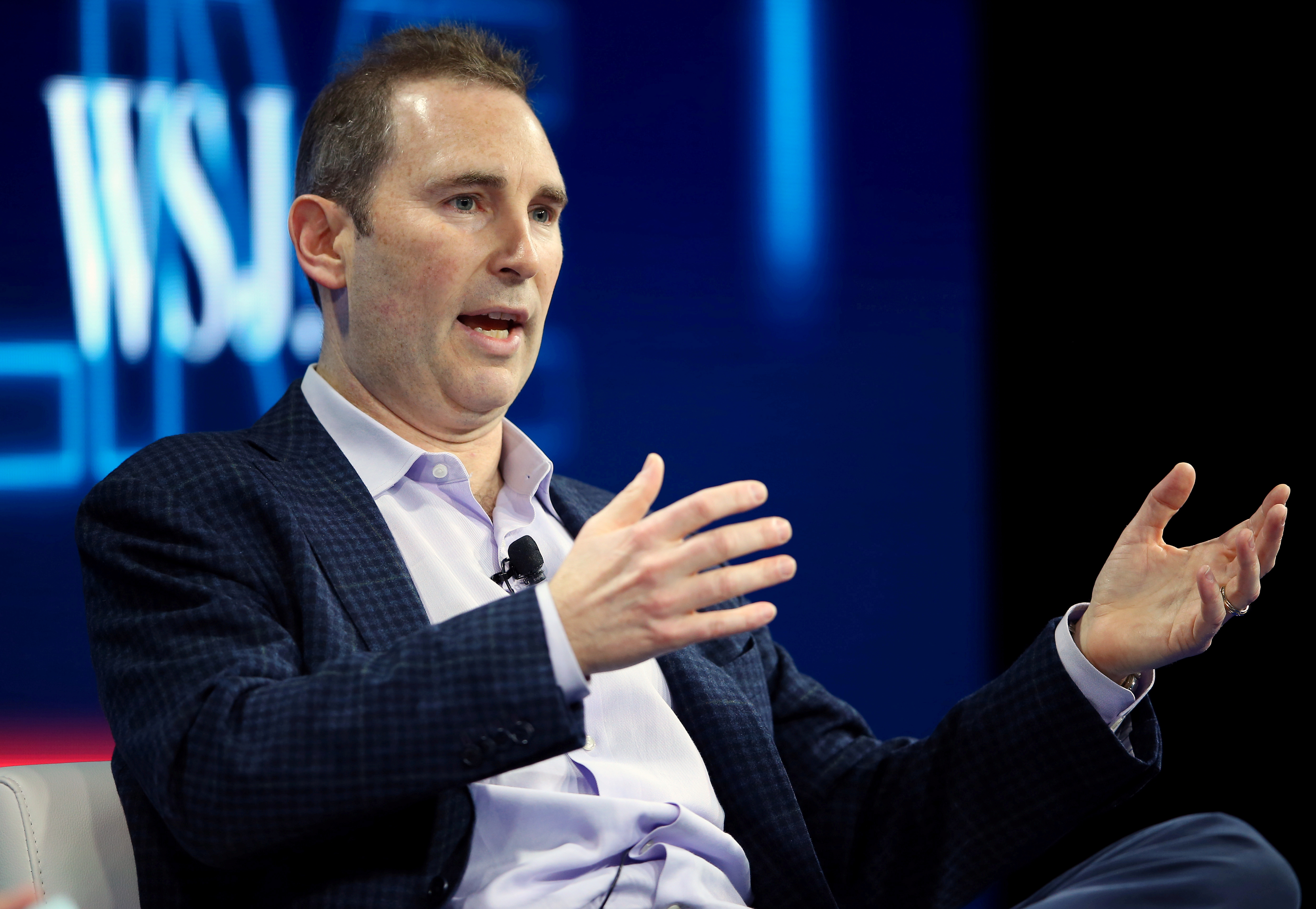 Amazon to grant new CEO Jassy over 0 million in stock