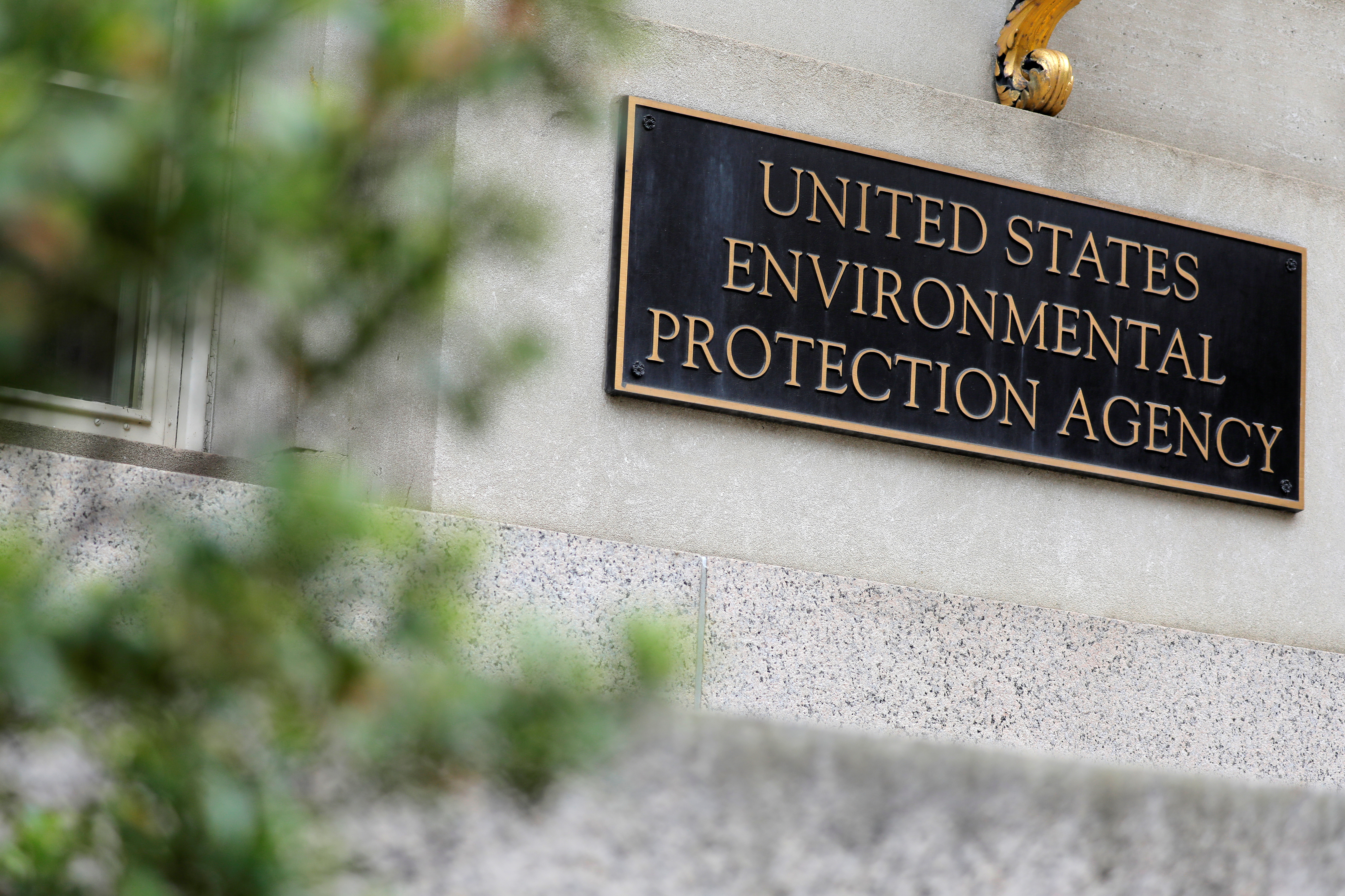 The headquarters of the United States Environmental Protection Agency in Washington, D.C. REUTERS/Andrew Kelly