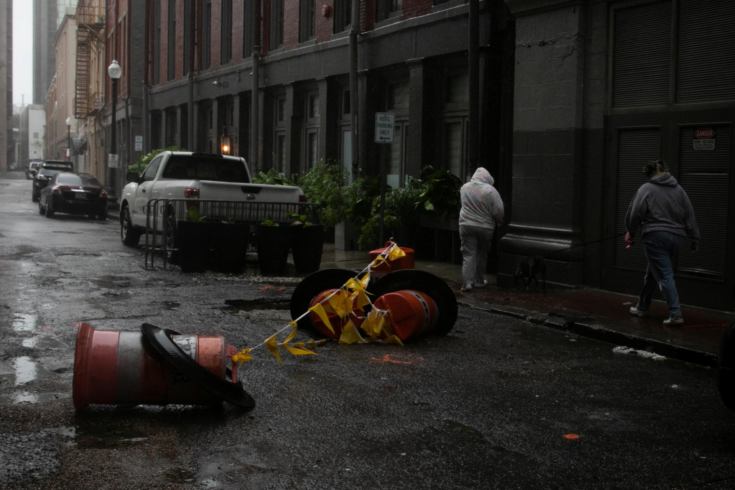 Tropical Storm Fred makes landfall, slams Florida Panhandle   Reuters