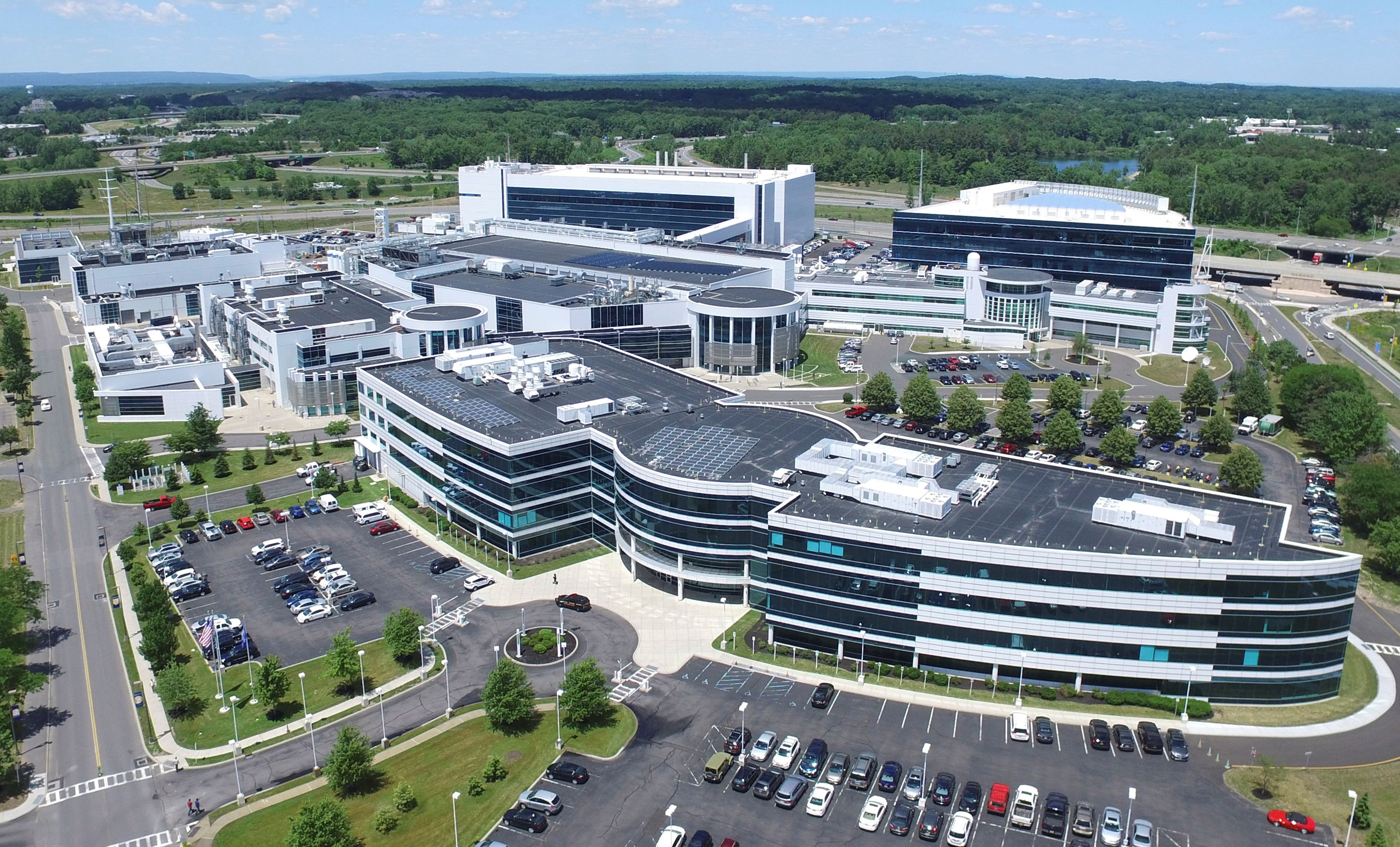 IBM's semiconductor research center in Albany, New York is seen in an undated handout photo provided on May 6, 2021. Courtesy of IBM Research/Handout via REUTERS