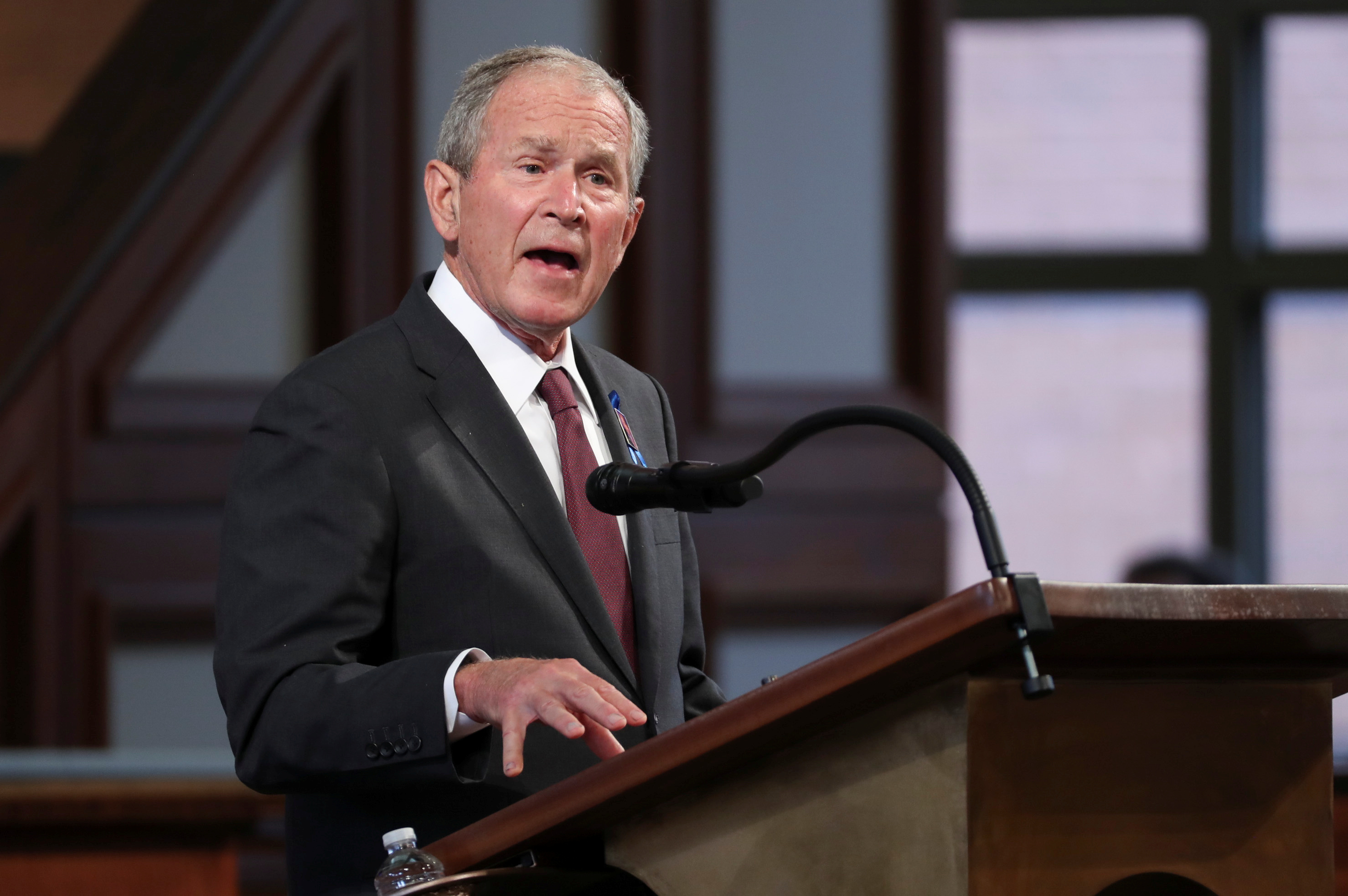 Former President George W. Bush Expresses 'Deep Sadness' Over Taliban's Takeover of Afghanistan