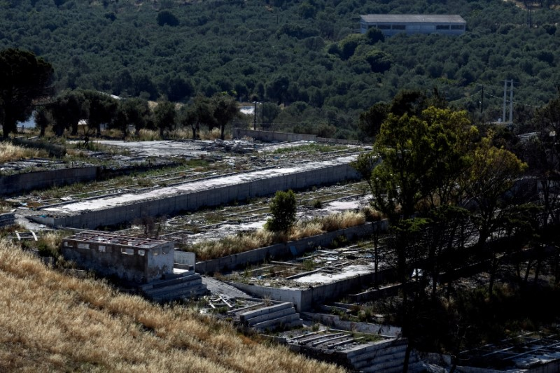 Four Afghans Sentenced to 10 Years in Prison in Greece Over Moria Migrant Camp Fire