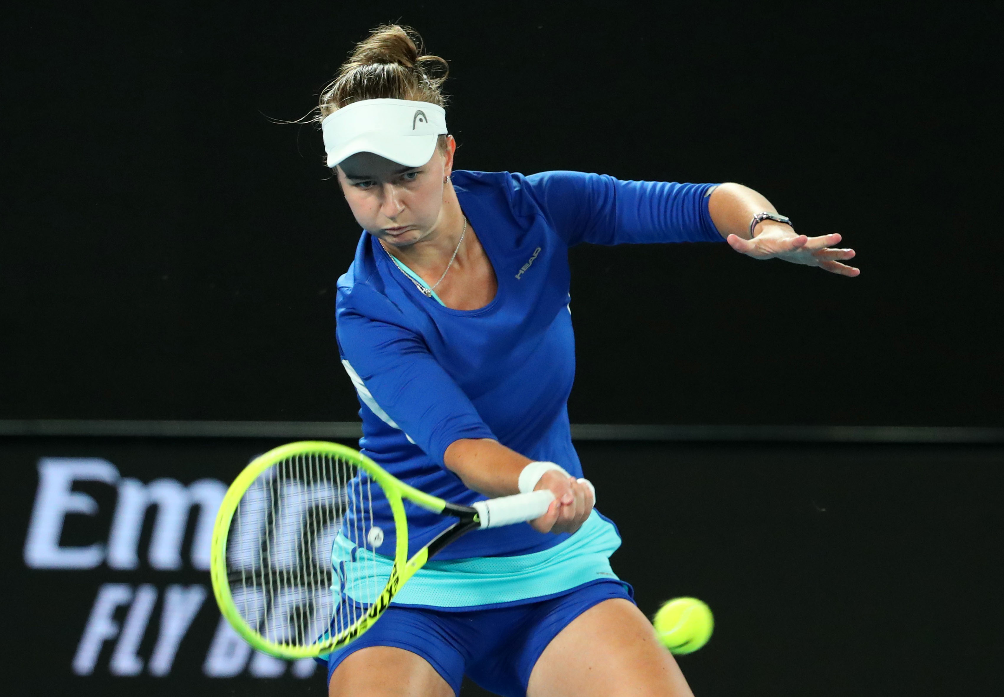 Krejcikova wins maiden WTA title in Strasbourg