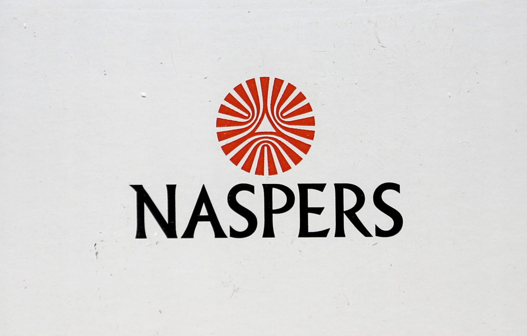 Naspers logo is seen in Johannesburg, South Africa, October 9, 2019. REUTERS/Siphiwe Sibeko/File Photo/File Photo