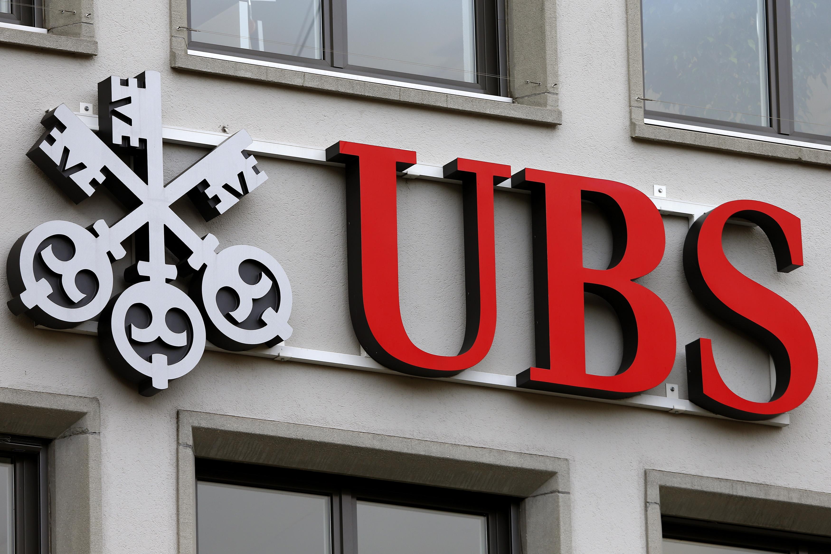 Switzerland's bank UBS warns crypto investors