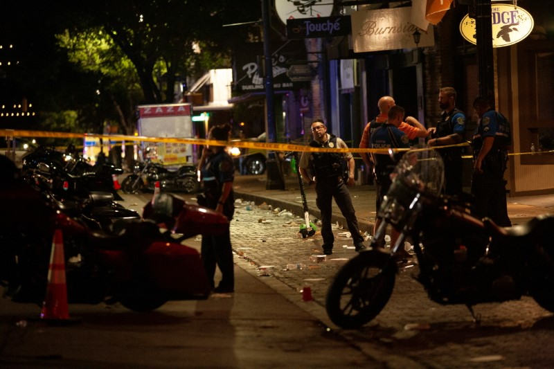 At Least 13 People Wounded in Downtown Austin, Texas Shooting