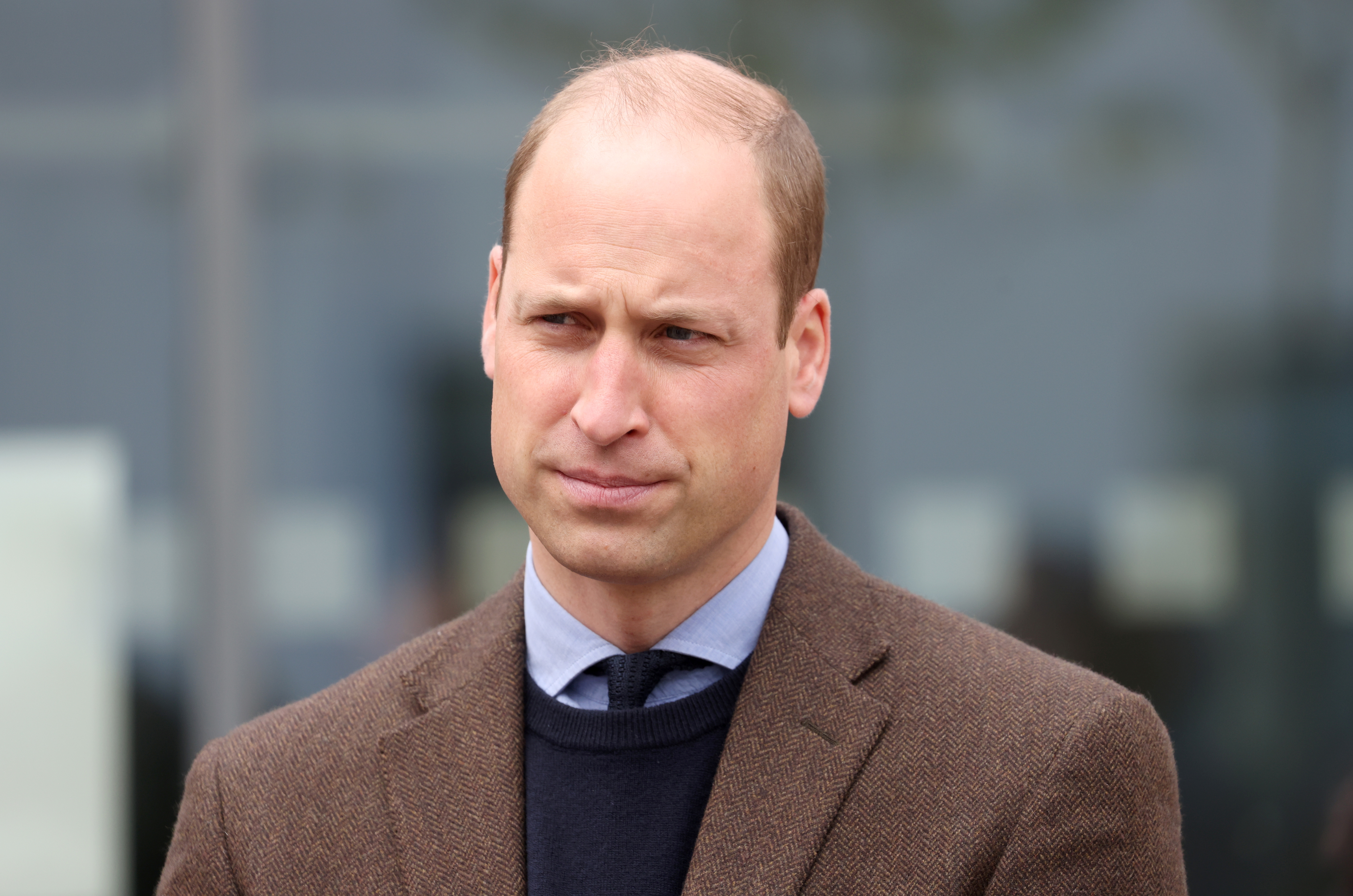Britain's Prince William, Duke of Cambridge visits to officially open The Balfour, Orkney Hospital in Kirkwall, Scotland, Britain May 25, 2021. Chris Jackson/Pool via REUTERS