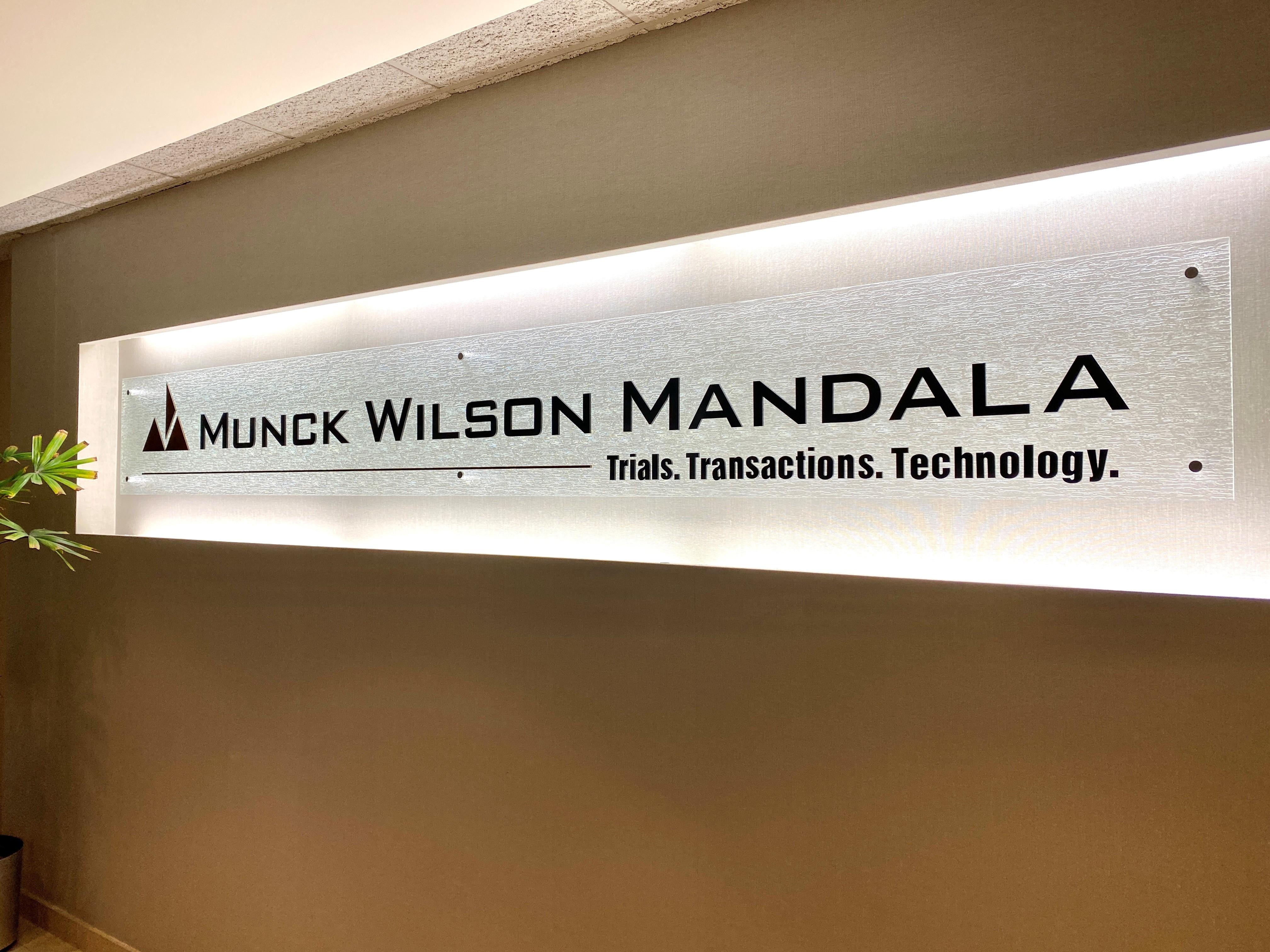 Munck Wilson Mandala offices in Dallas. REUTERS/Chinekwu Osakwe