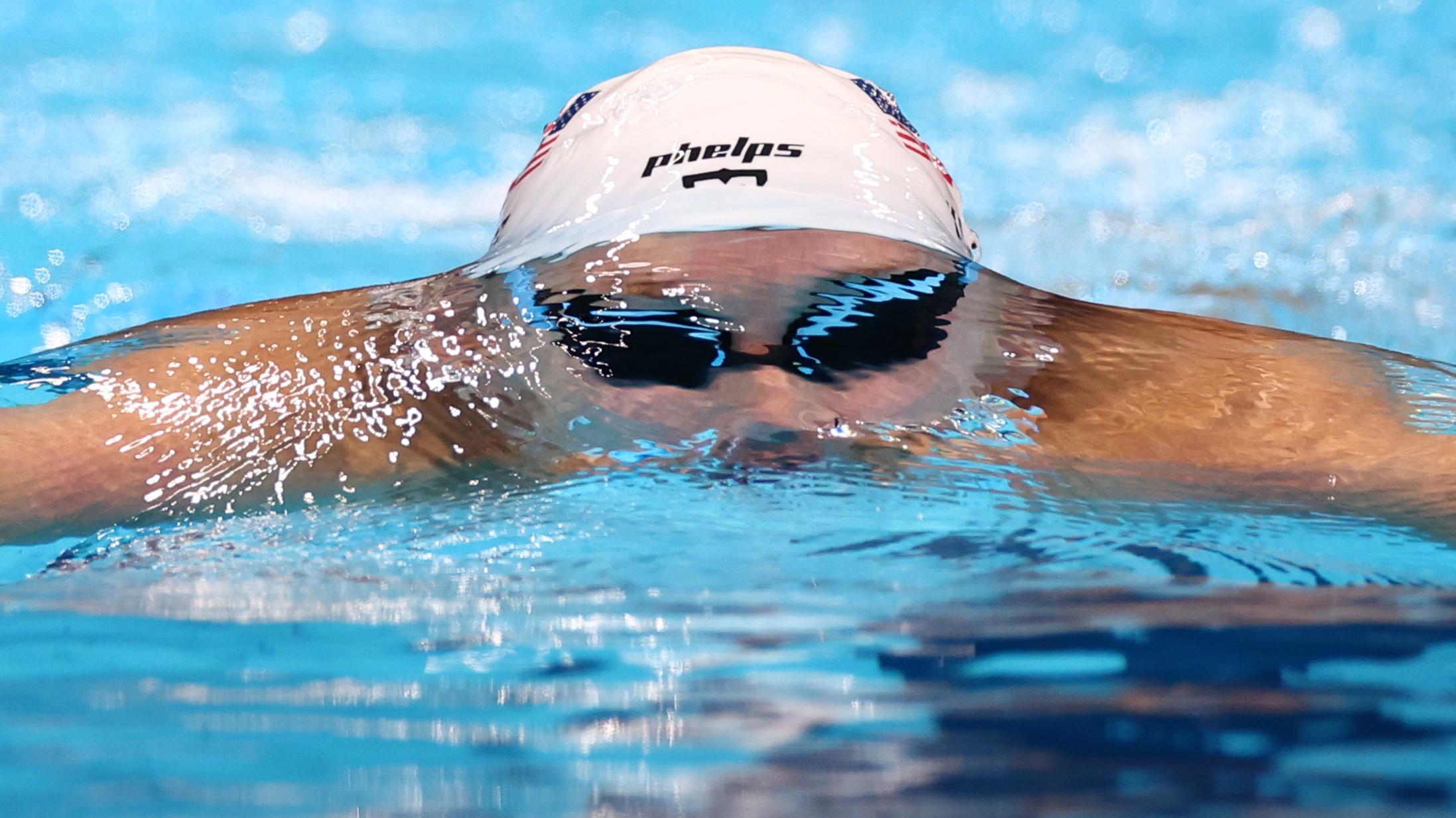 Tokyo 2020 Olympics - Swimming - Men's 400m Individual Medley - Finals - Tokyo Aquatics Centre - Tokyo, Japan - July 25, 2021. Chase Kalisz of the United States in action REUTERS/Kai Pfaffenbach