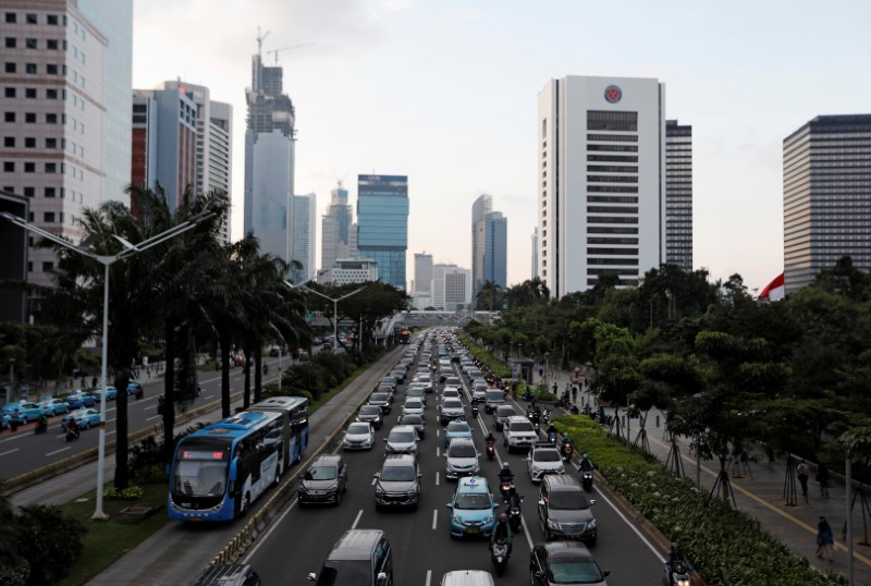 Indonesia Aims to Sell Only Electric Cars, Motorcycles by 2050