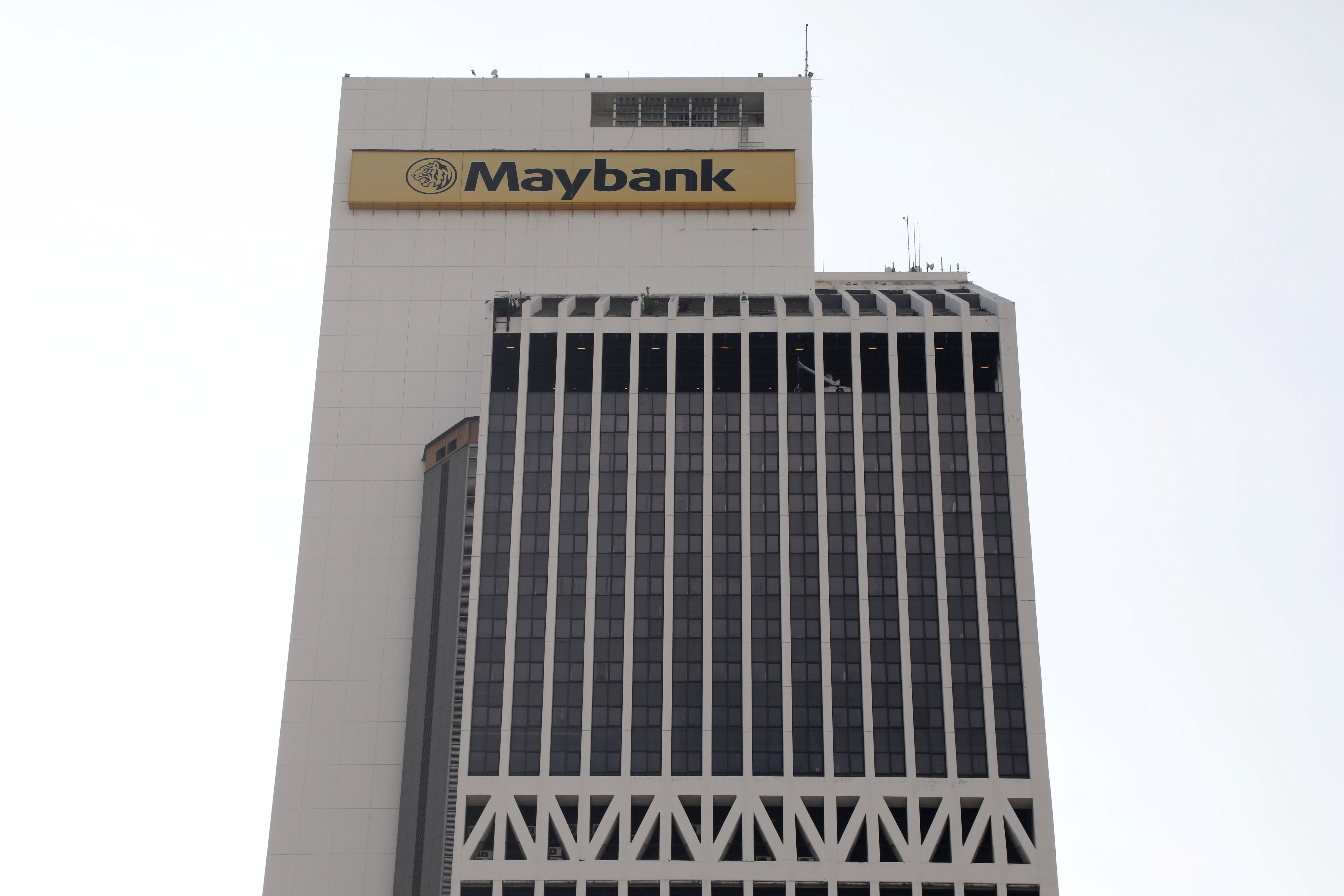 Maybank Tower, the headquarters of Maybank, is pictured in Kuala Lumpur, Malaysia, July 19, 2019. REUTERS/Lim Huey Teng