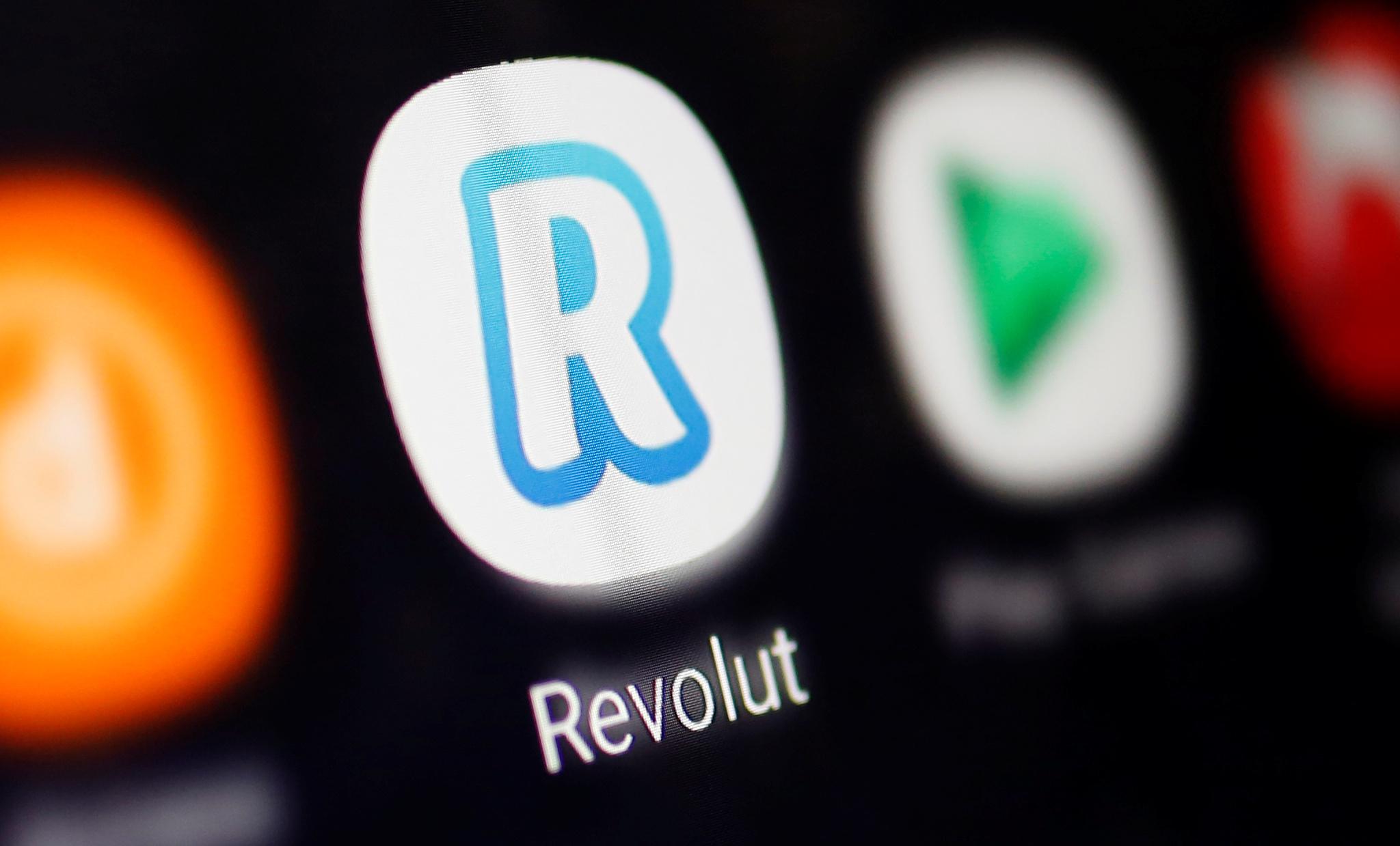 A Revolut logo is seen in this illustration taken January 6, 2020. REUTERS/Dado Ruvic/Illustration