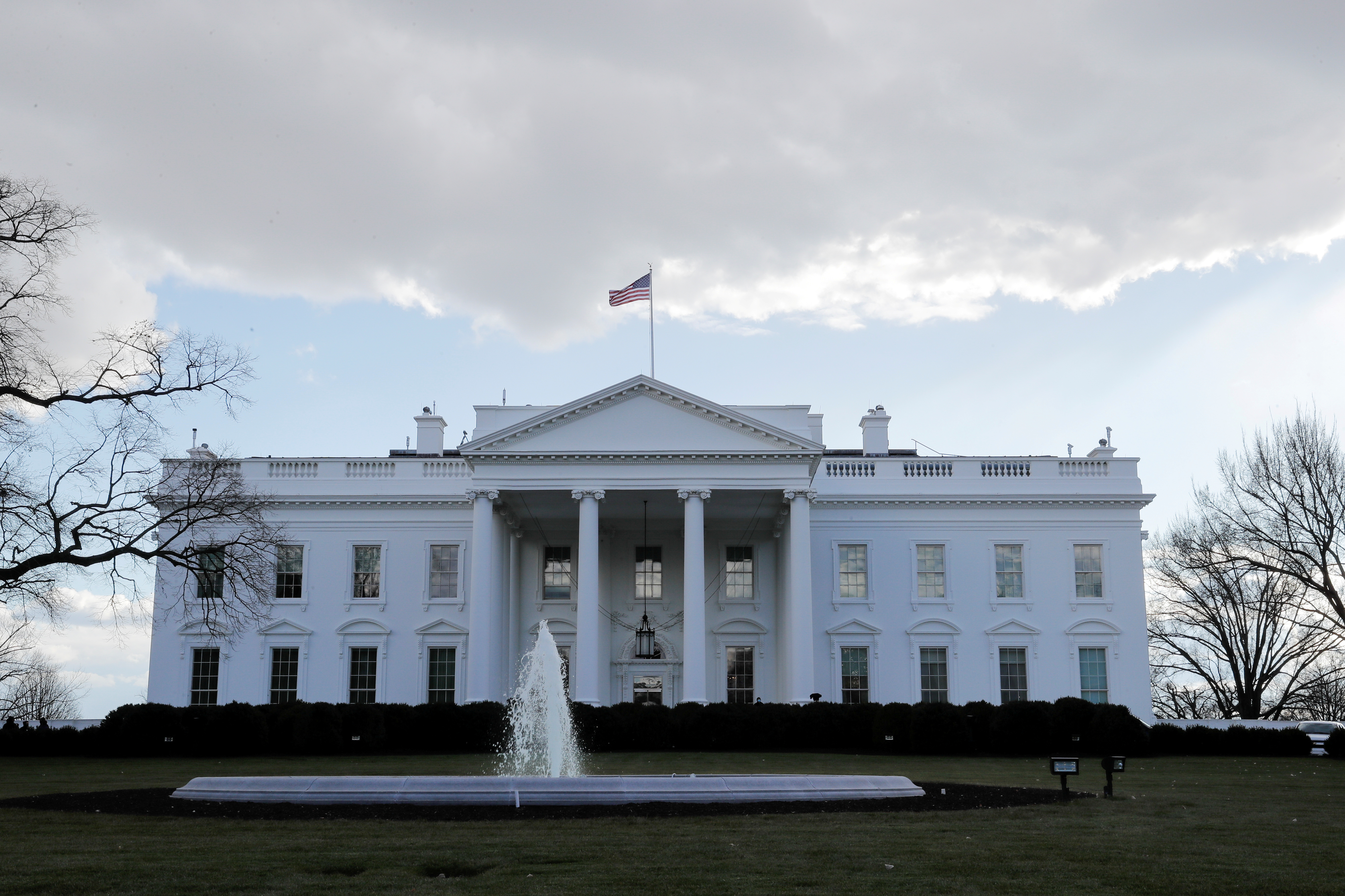 A view of the White House in Washington, U.S. January 18, 2021. REUTERS/Jim Bourg/File Photo