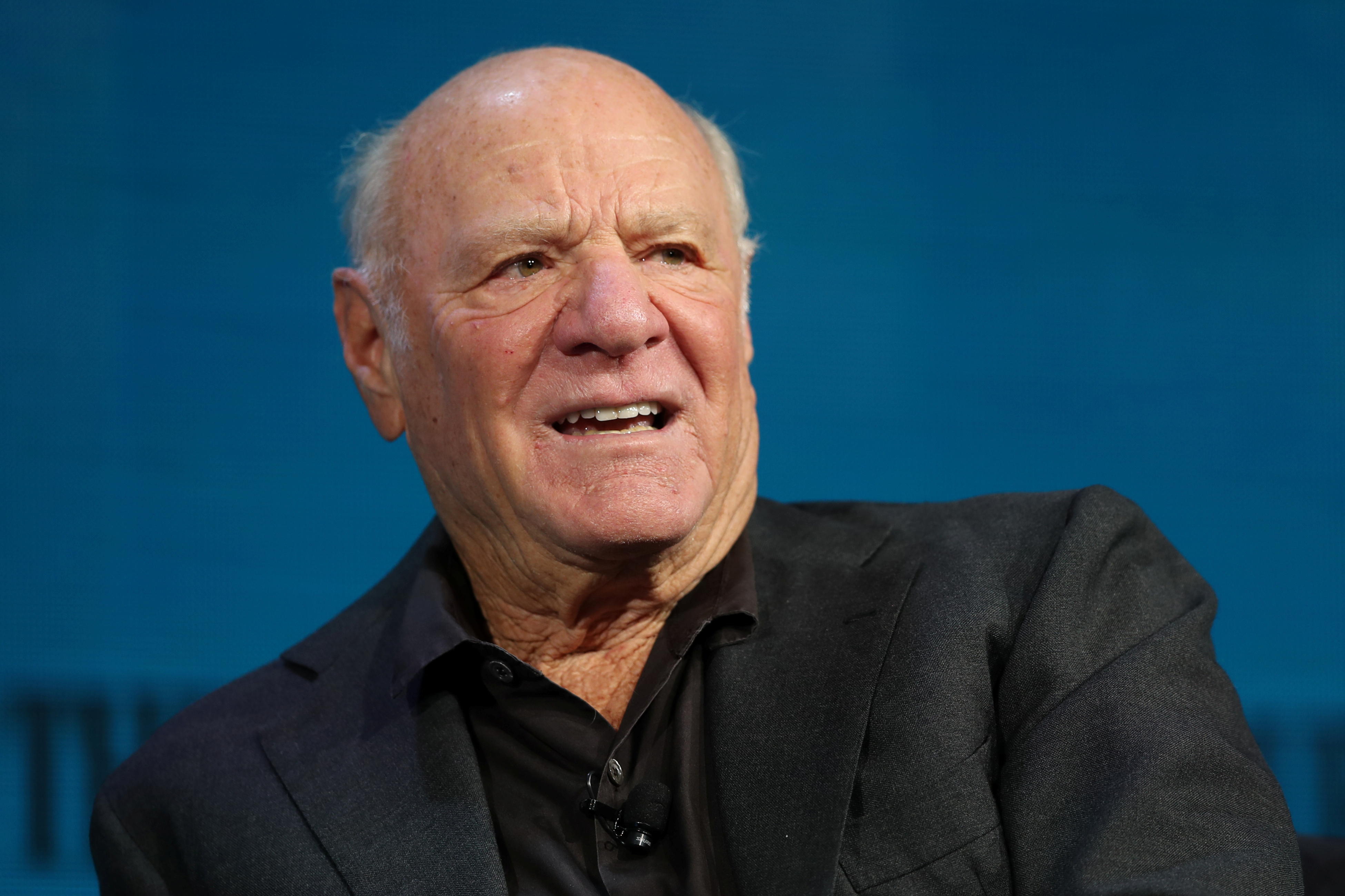Barry Diller, Chairman and Senior Executive of IAC/InterActiveCorp and Expedia, Inc., speaks at the Wall Street Journal Digital conference in Laguna Beach, California, U.S., October 17, 2017. REUTERS/Mike Blake