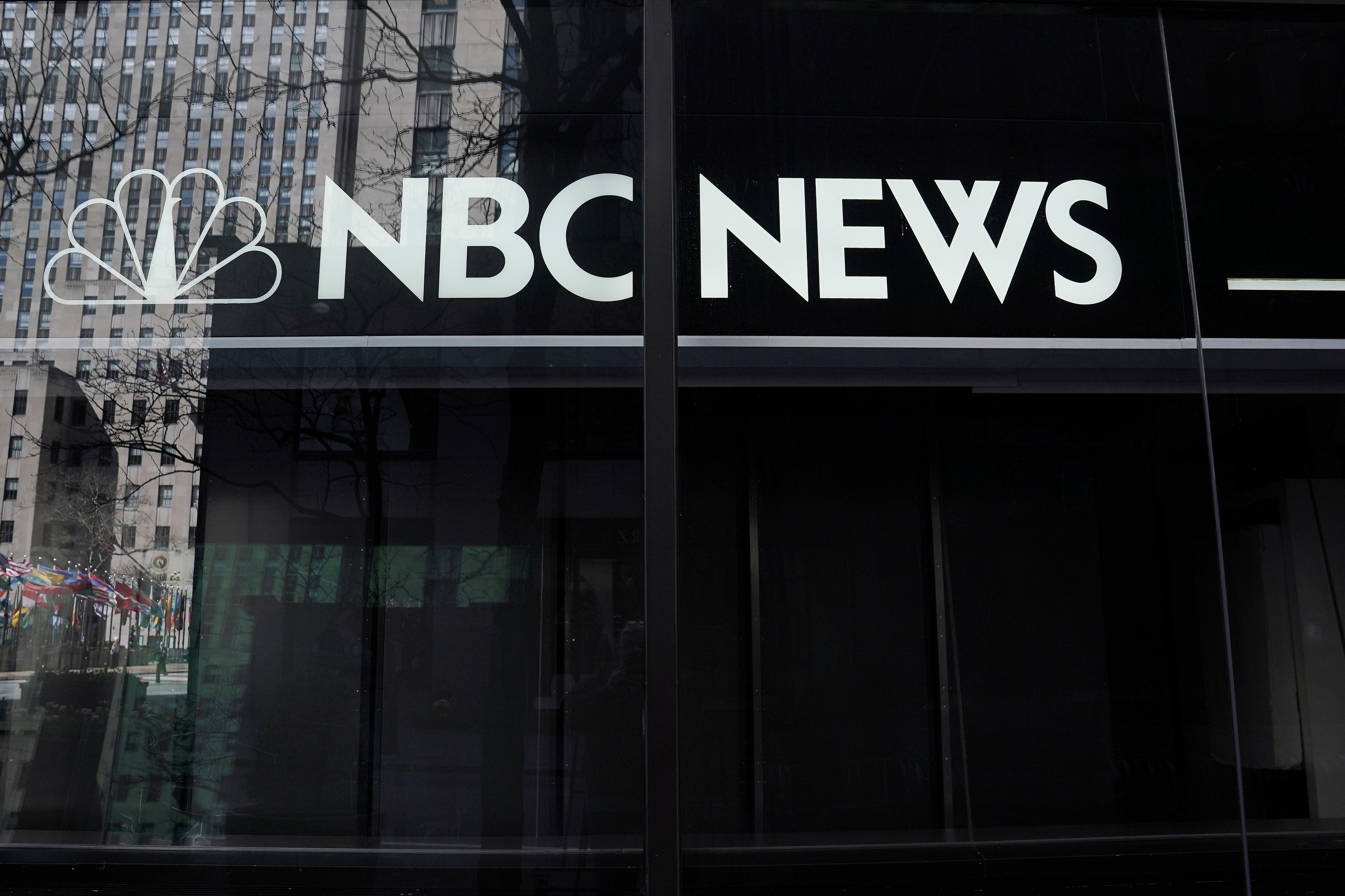 A closed NBC news studio is pictured following the outbreak of coronavirus disease (COVID-19), in the Manhattan borough of New York City, New York, U.S., March 24, 2020. REUTERS/Carlo Allegri