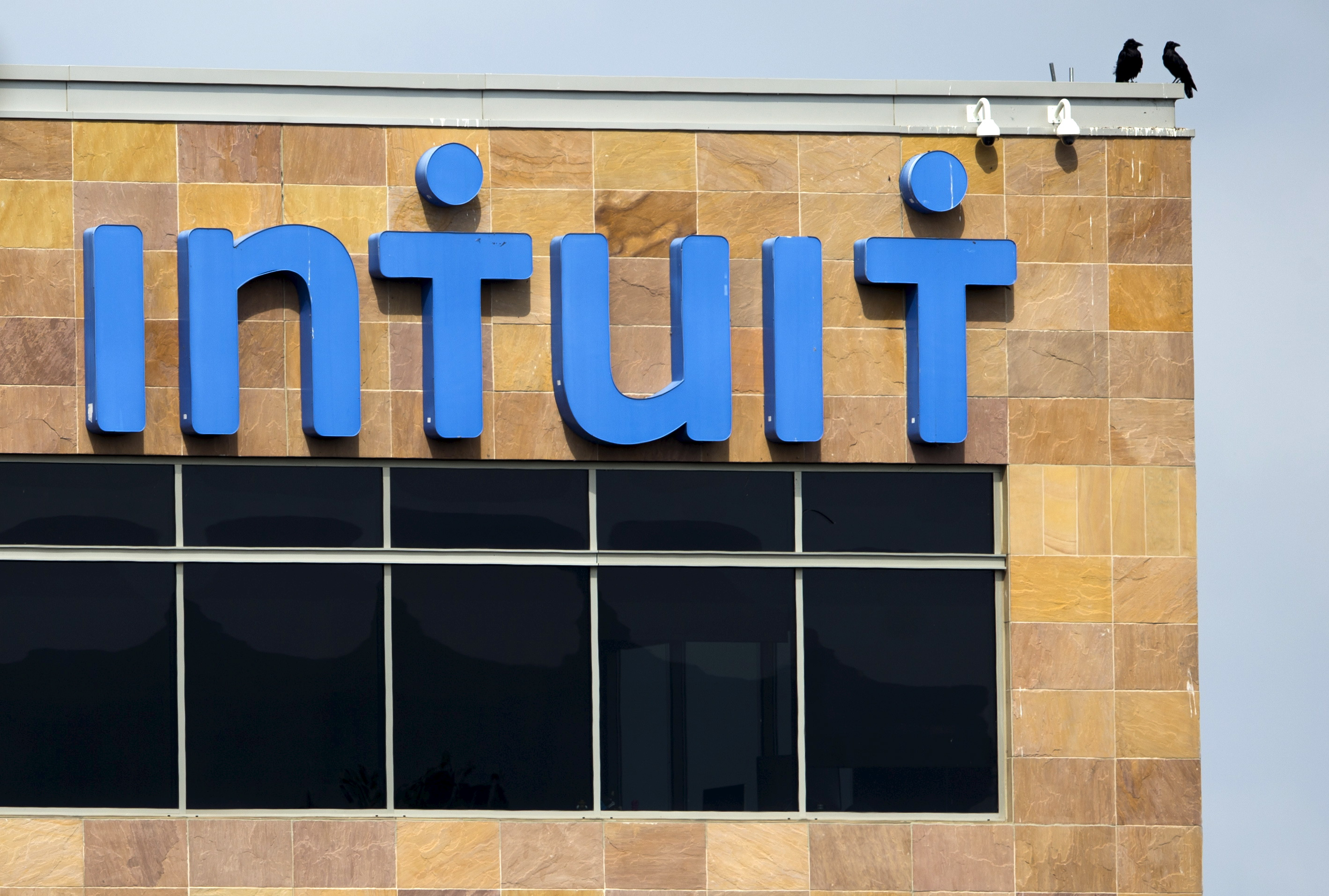 An Intuit office is shown in San Diego, Aug. 21, 2015. REUTERS/Mike Blake