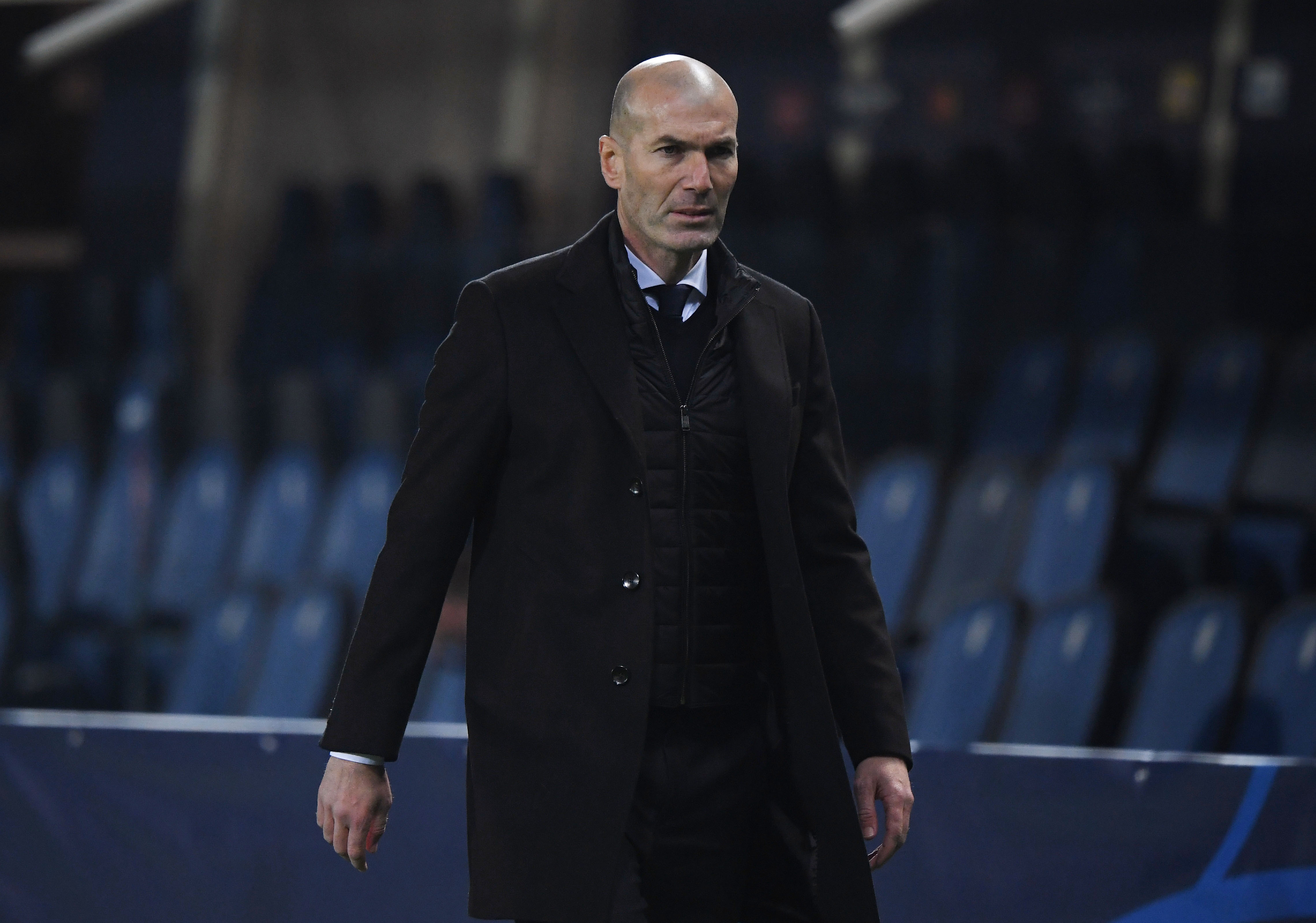 Zidane resigns as Real Madrid coach   Reuters