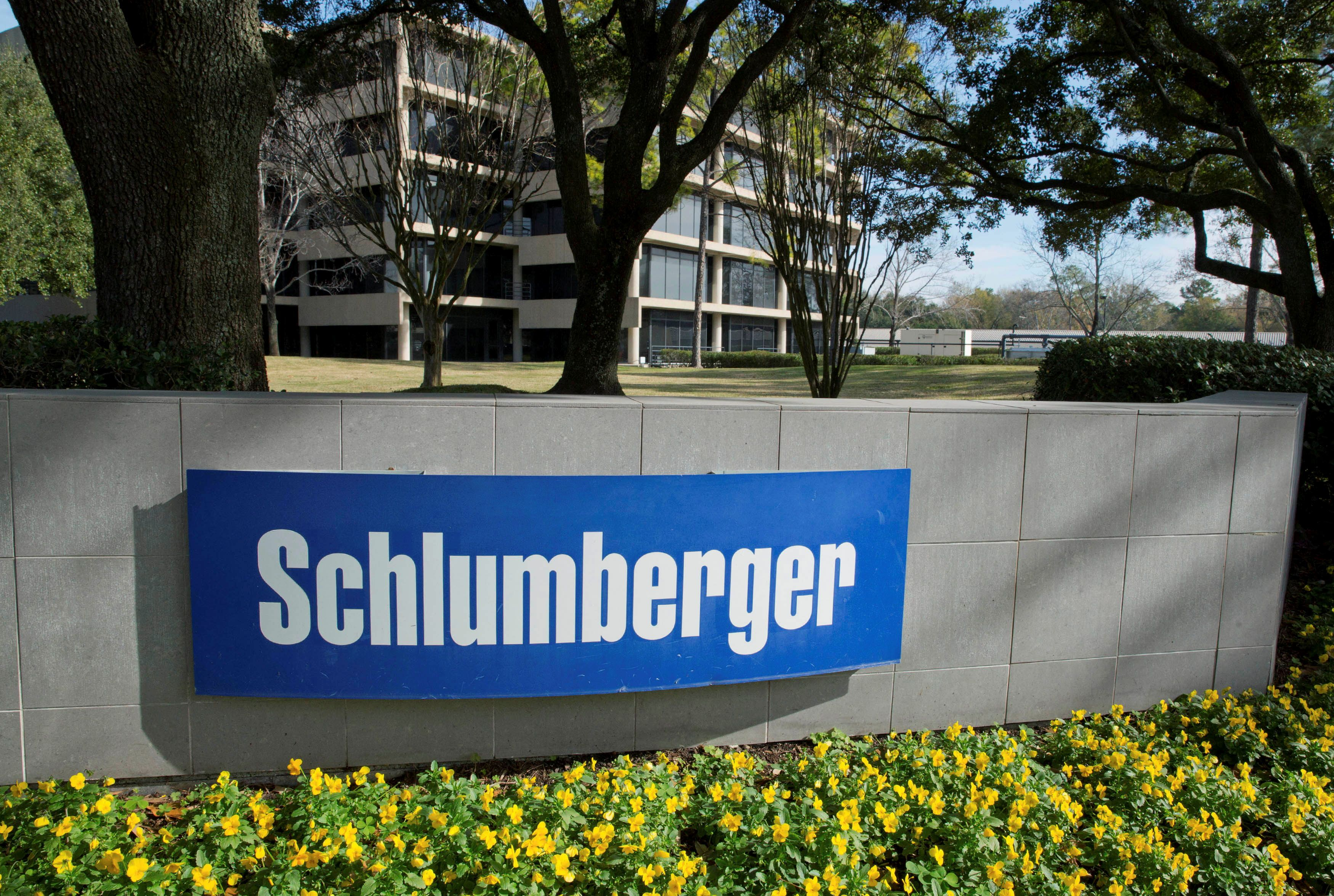 The exterior of a Schlumberger Corporation building is pictured in West Houston January 16, 2015. REUTERS/Richard Carson/File Photo