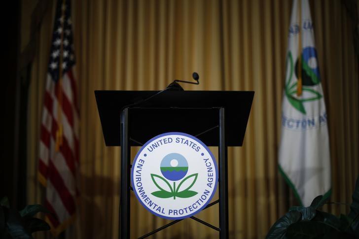 EPA headquarters in Washington, D.C. REUTERS/Ting Shen