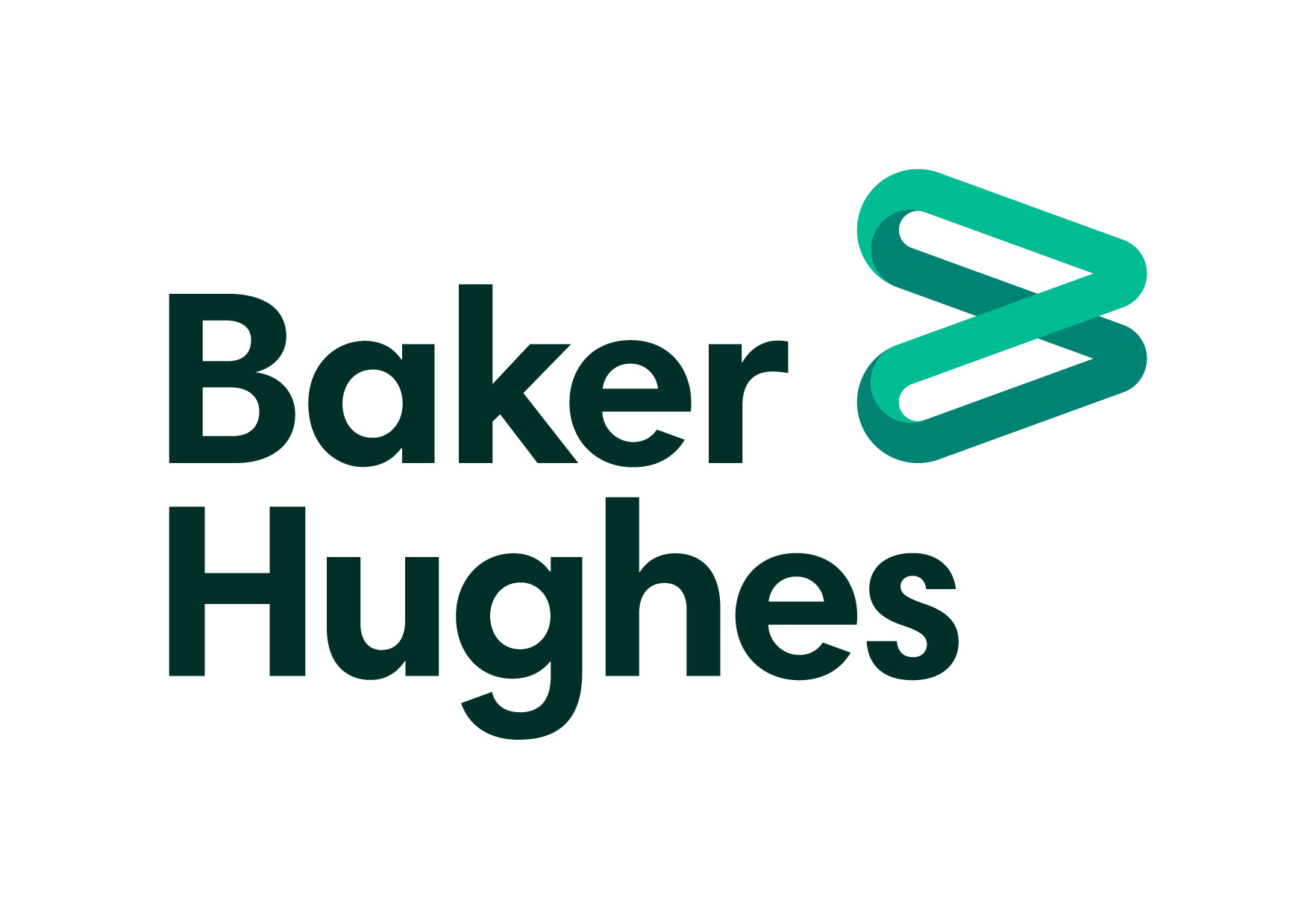 The logo of Baker Hughes (BKR) is seen in this image provided July 21, 2020. Baker Hughes/Handout via REUTERS THIS IMAGE HAS BEEN SUPPLIED BY A THIRD PARTY. MANDATORY CREDIT/File Photo
