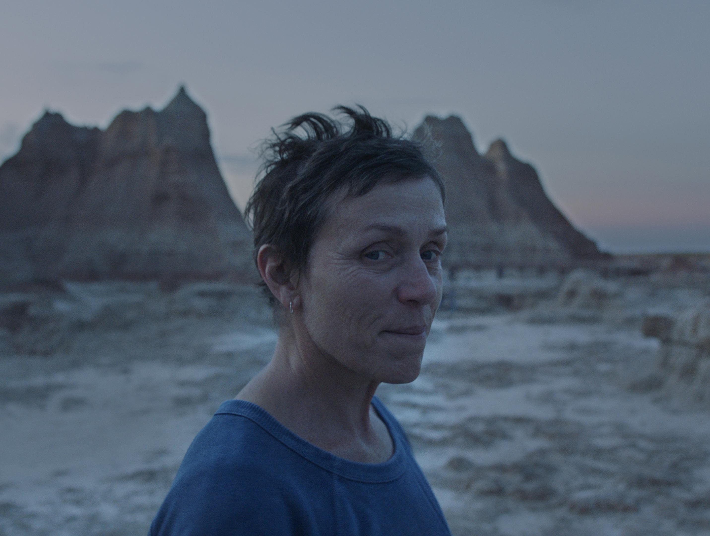 Frances McDormand stars in the film
