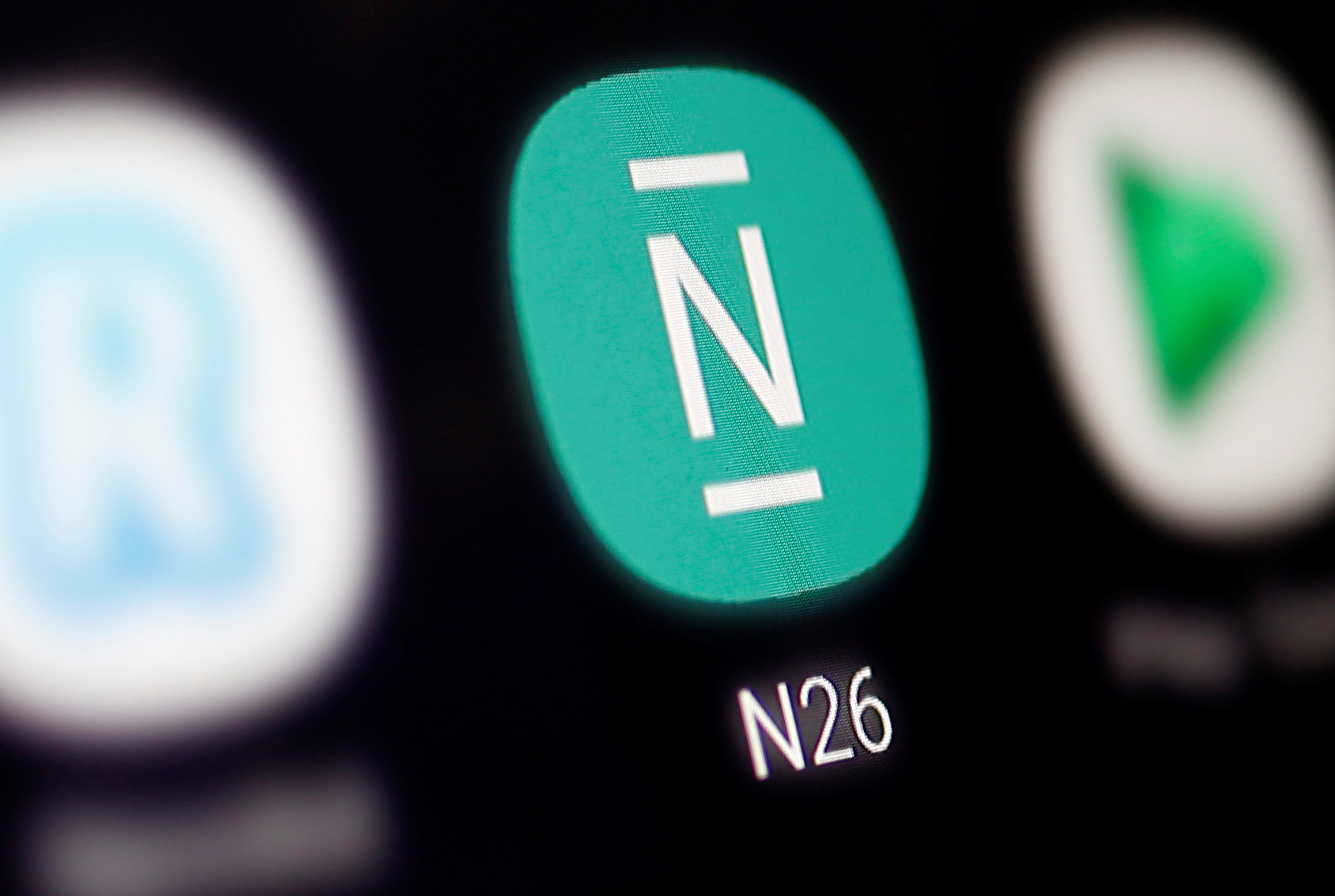 A N26 logo is seen in this illustration taken January 6, 2020. REUTERS/Dado Ruvic/Illustration