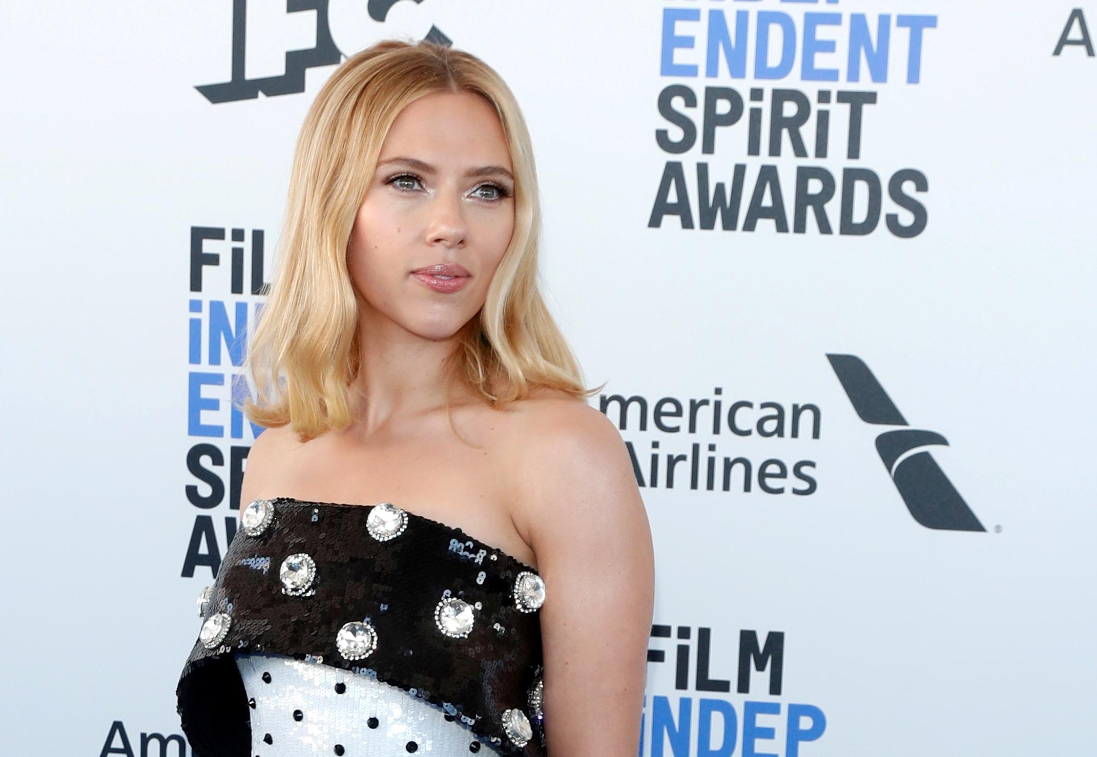 35th Film Independent Spirit Awards – Arrivals – Santa Monica, California, U.S., February 8, 2020 – Scarlett Johansson. REUTERS/Lucas Jackson/File Photo