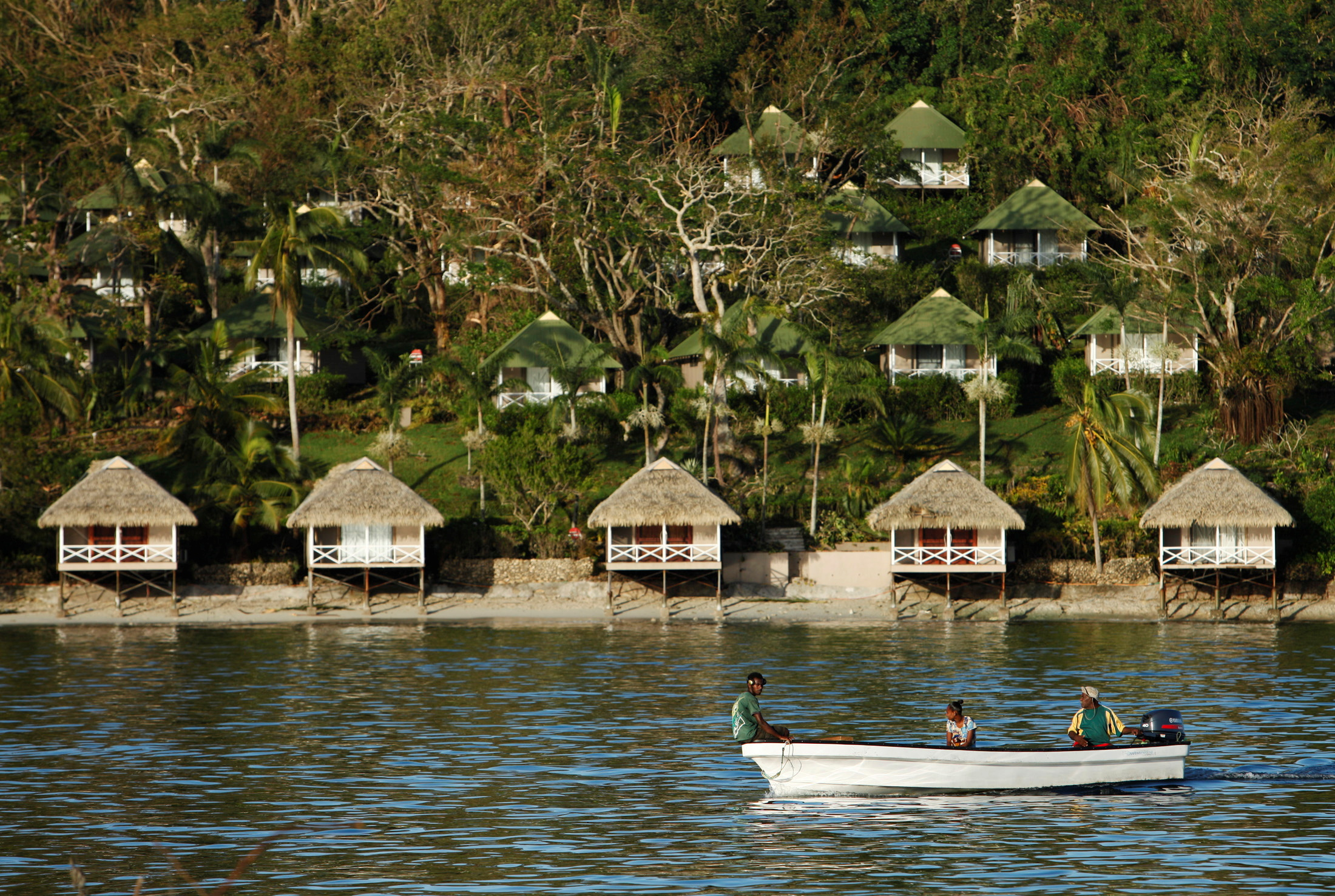 Vanuatu to push international court for climate change opinion