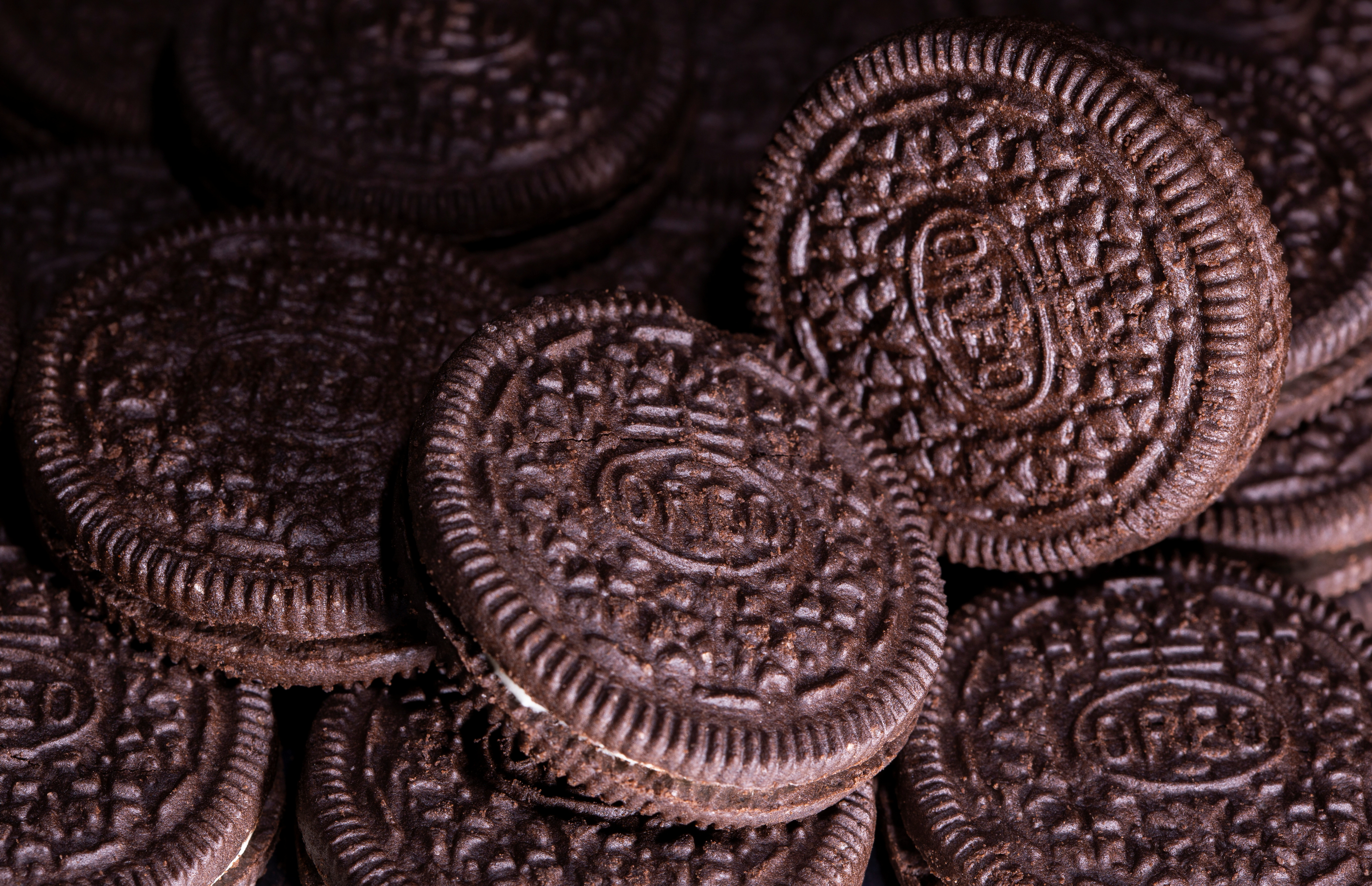 Mondelez International's Oreo biscuits are seen in this illustration picture taken July 26, 2021.REUTERS/Dado Ruvic/Illustration