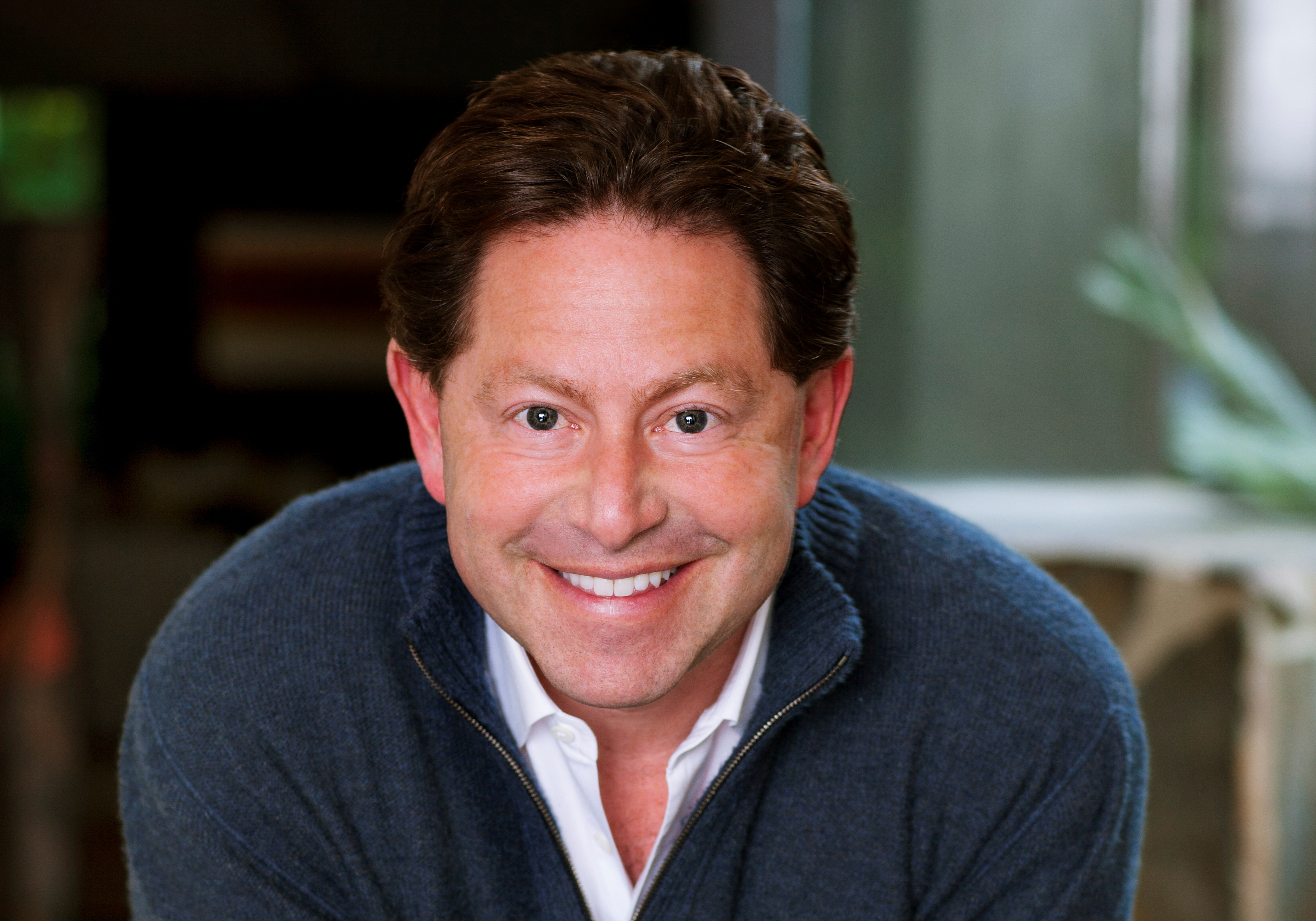Bobby Kotick, the CEO of videogame maker Activision Blizzard Inc, is seen in this handout image obtained by Reuters on June 21, 2021. Activision Blizzard Inc/Handout via REUTERS