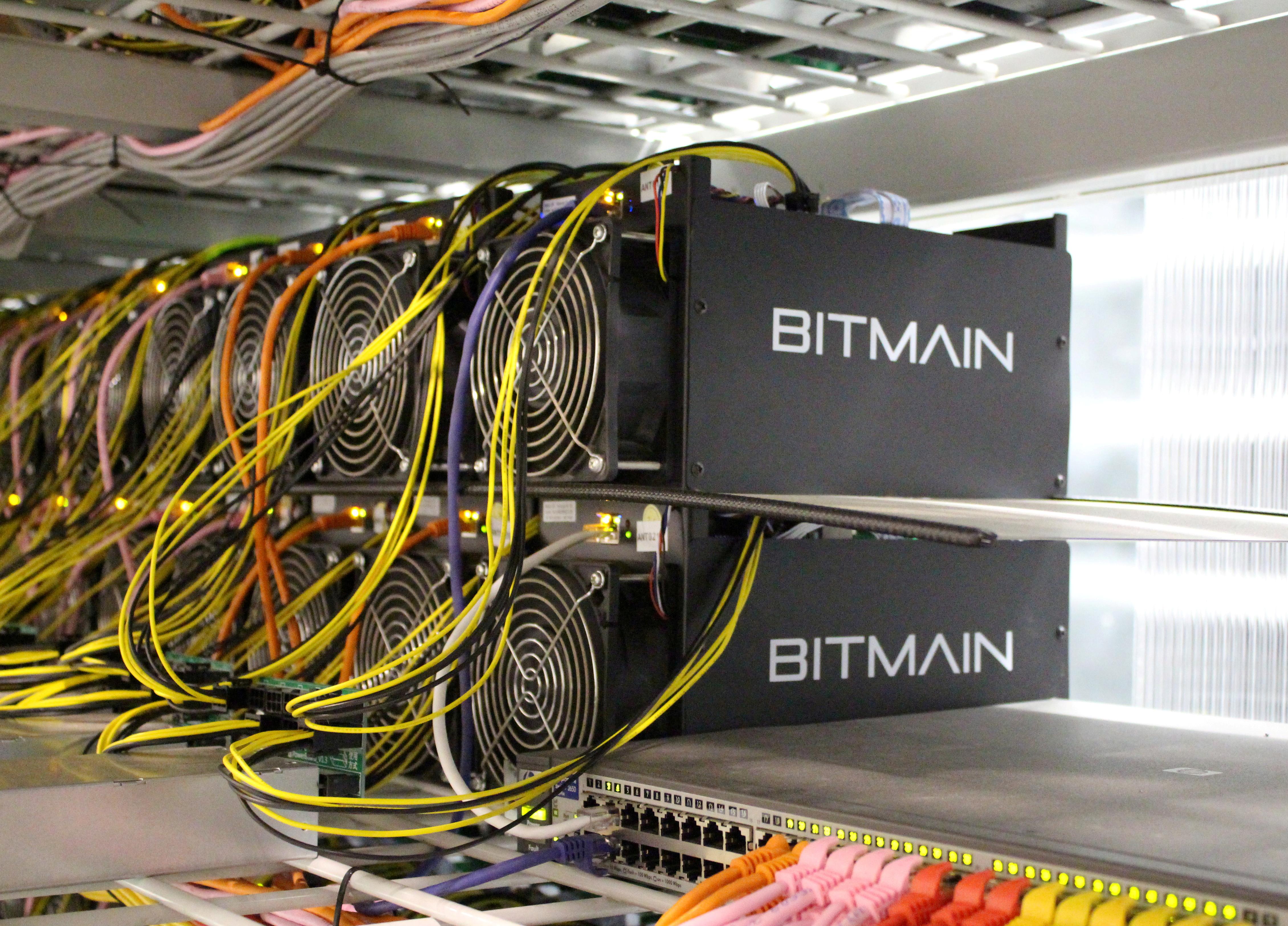 bitcoin production