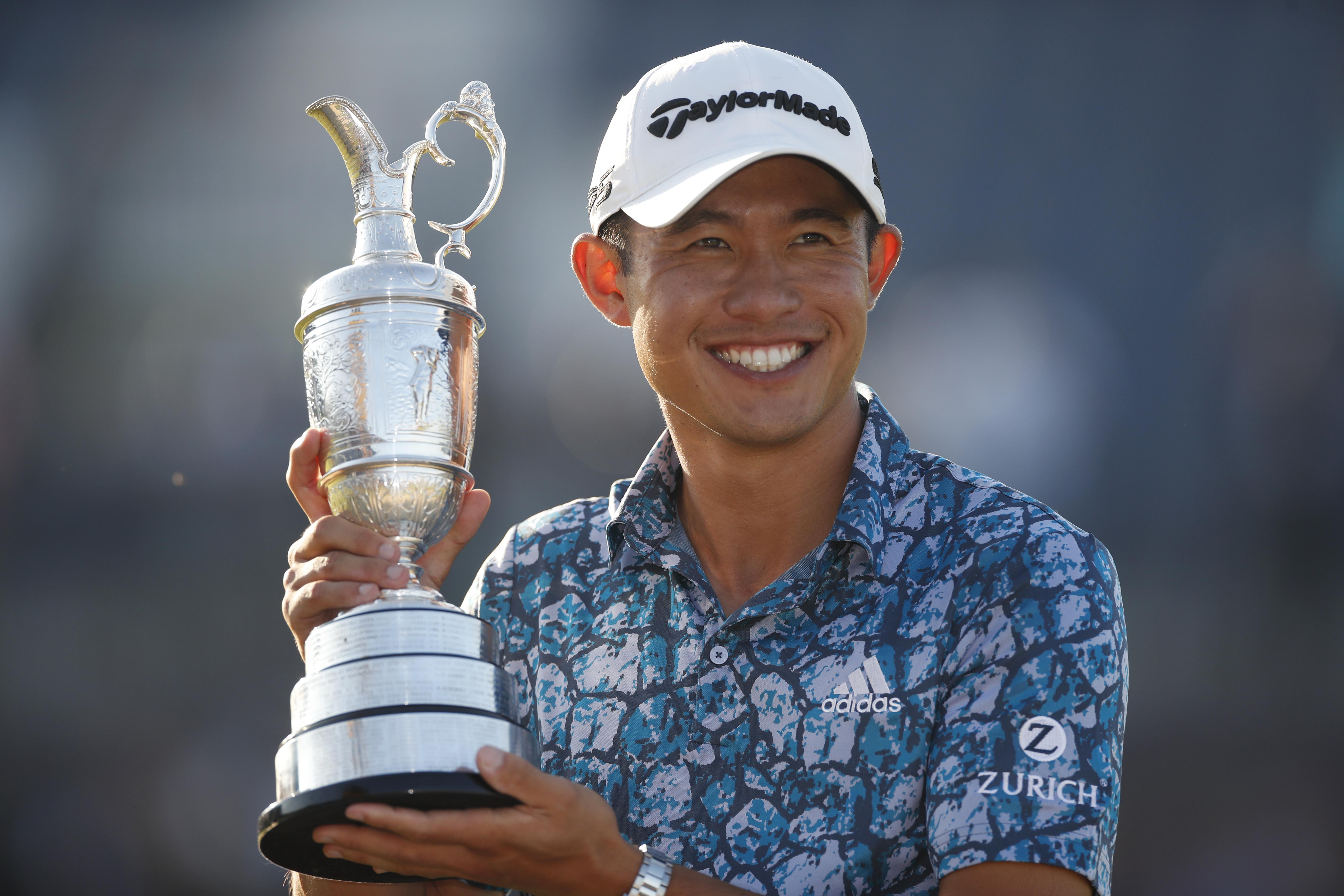 Ice Cool Morikawa Wins Blazing Hot British Open Reuters