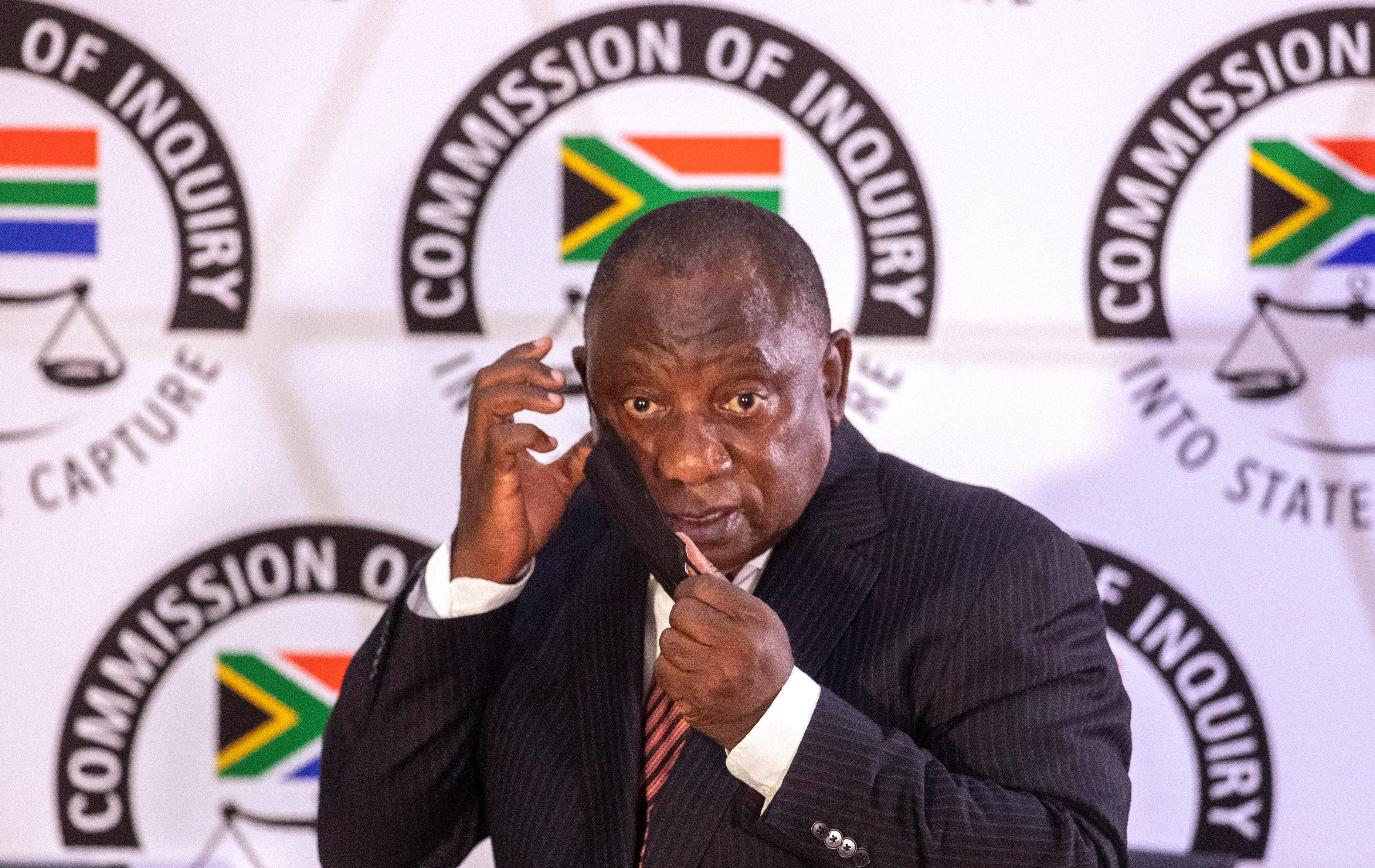 South Africa S Ramaphosa Says Anc Should Have Done More To Prevent Zuma Era Corruption Reuters