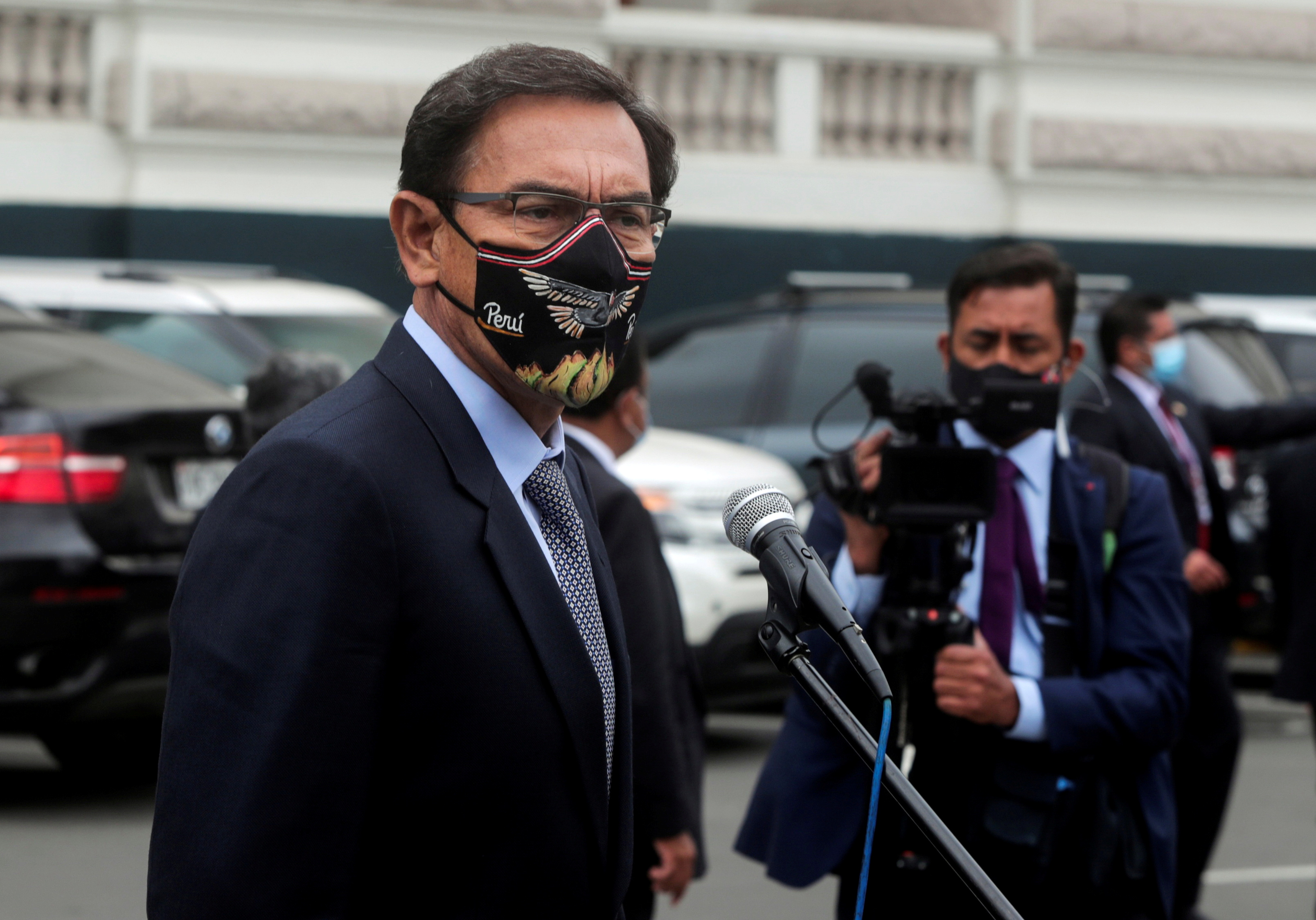 Peruvian ex-president Vizcarra banned from public office over vaccines  scandal | Reuters