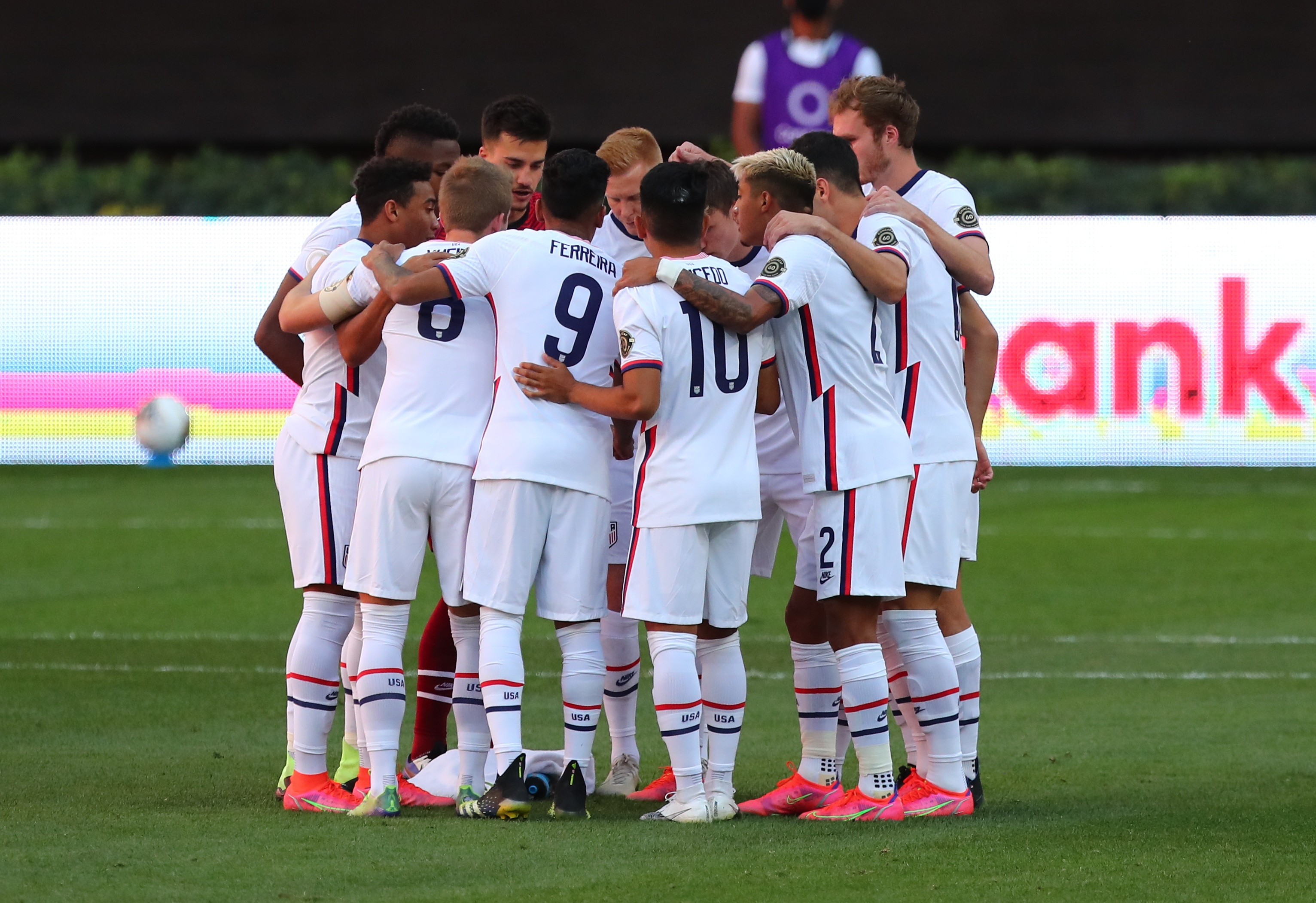 United States To Face Honduras With Olympics Berth On Line Reuters