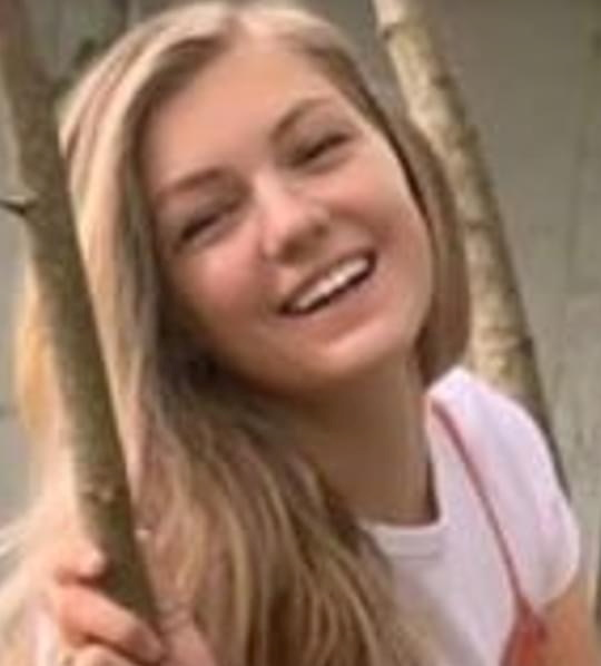 Gabrielle Petito, 22, who was reported missing on September 11, 2021 after traveling with her boyfriend around the country in a van and never returned home, is shown in this undated handout photo.  North Port/Florida Police/Handout via REUTERS  THIS IMAGE HAS BEEN SUPPLIED BY A THIRD PARTY.