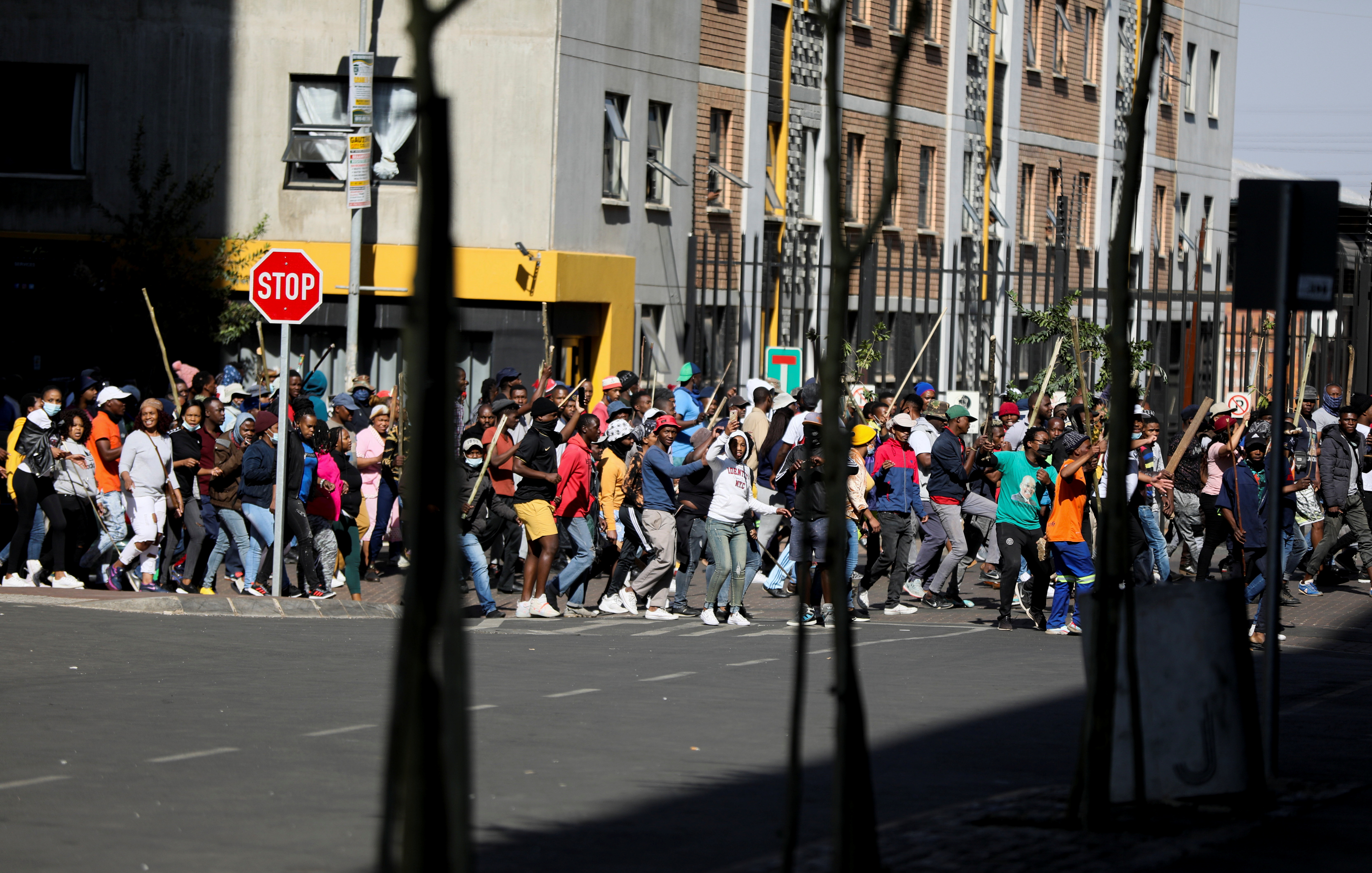 South Africa Deploys Army To Quell Unrest Linked To Zuma Jailing Reuters