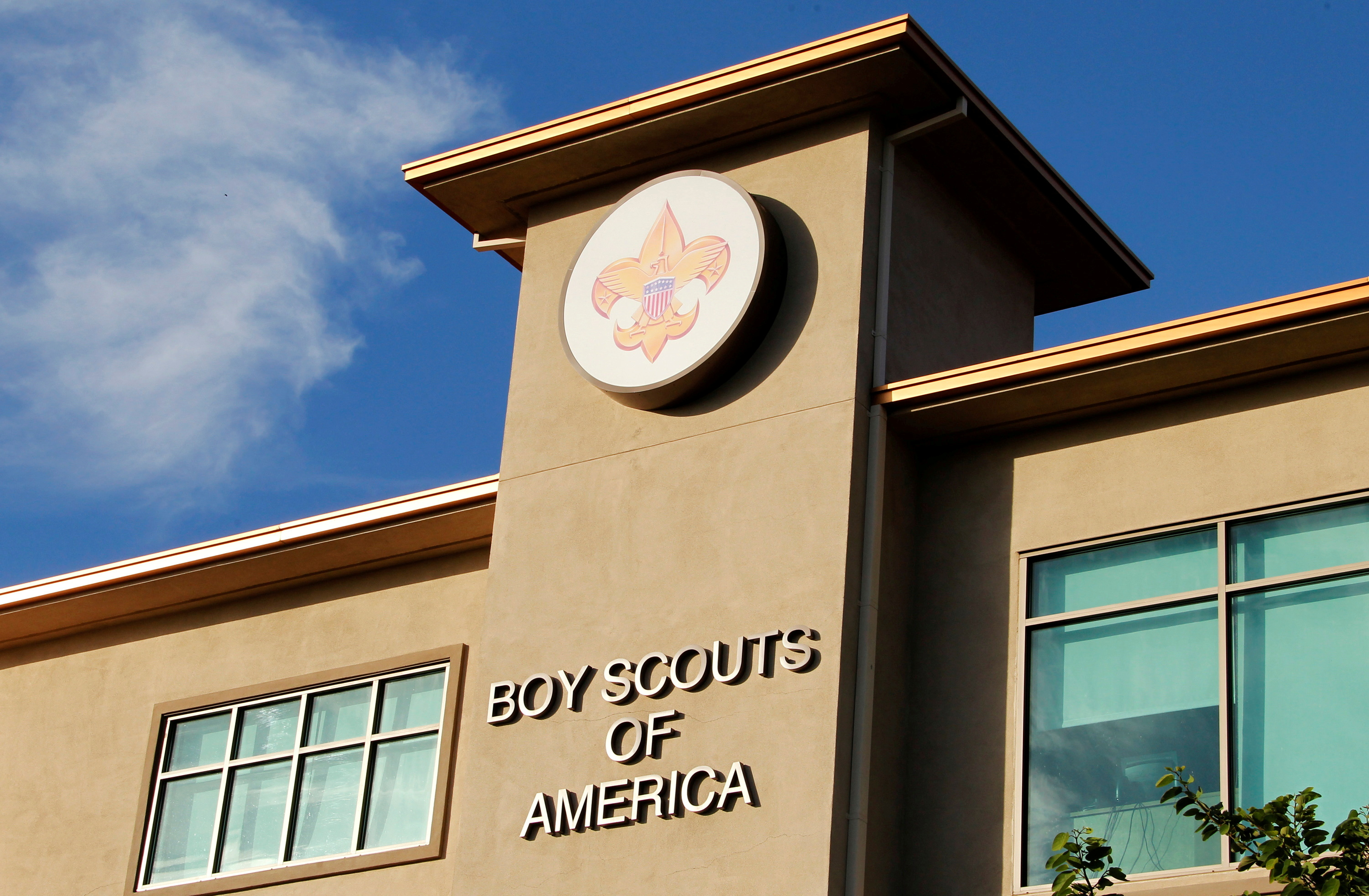 The Cushman Watt Scout Center, headquarters of the Boy Scouts of America for the Los Angeles Area Council. REUTERS/Fred Prouser