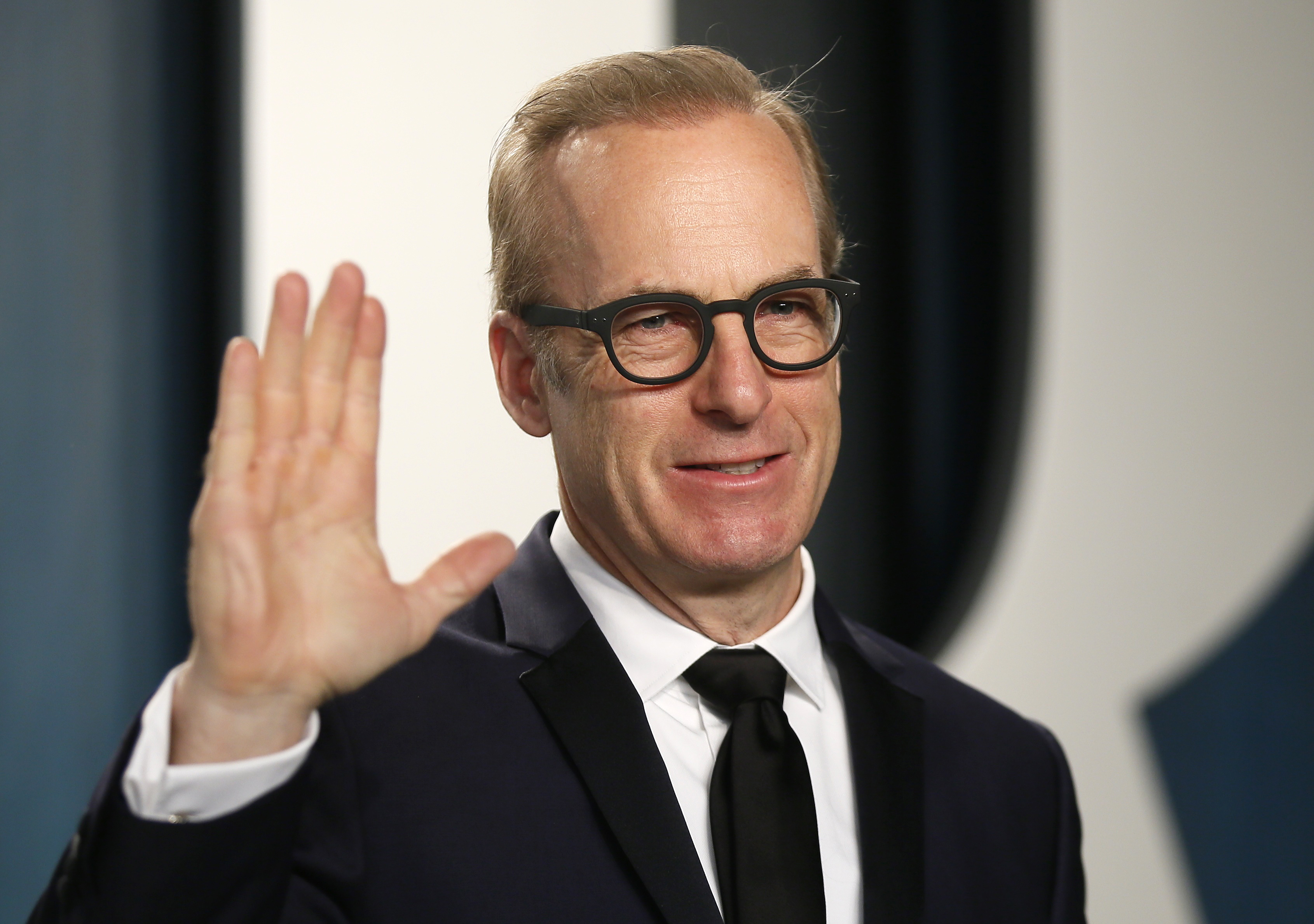 Bob Odenkirk attends the Vanity Fair Oscar party in Beverly Hills during the 92nd Academy Awards, in Los Angeles, California, U.S., February 9, 2020.    REUTERS/Danny Moloshok