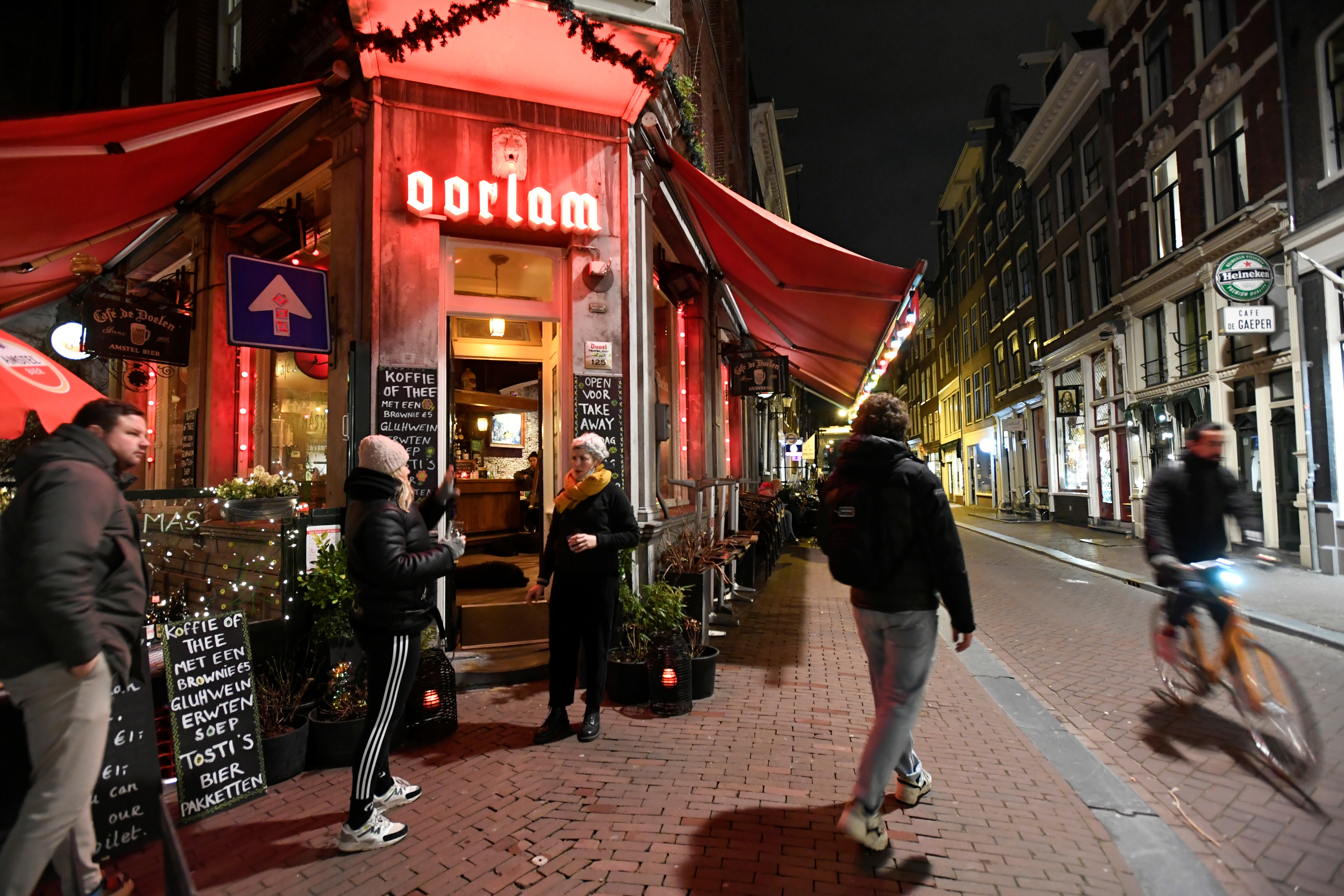 Dutch to ditch most facemasks rules as COVID cases fall   Reuters