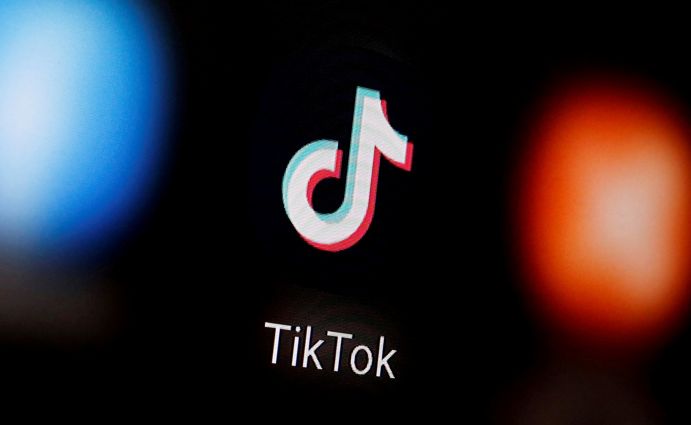 A TikTok logo is displayed on a smartphone in this illustration taken January 6, 2020. REUTERS/Dado Ruvic/Illustration