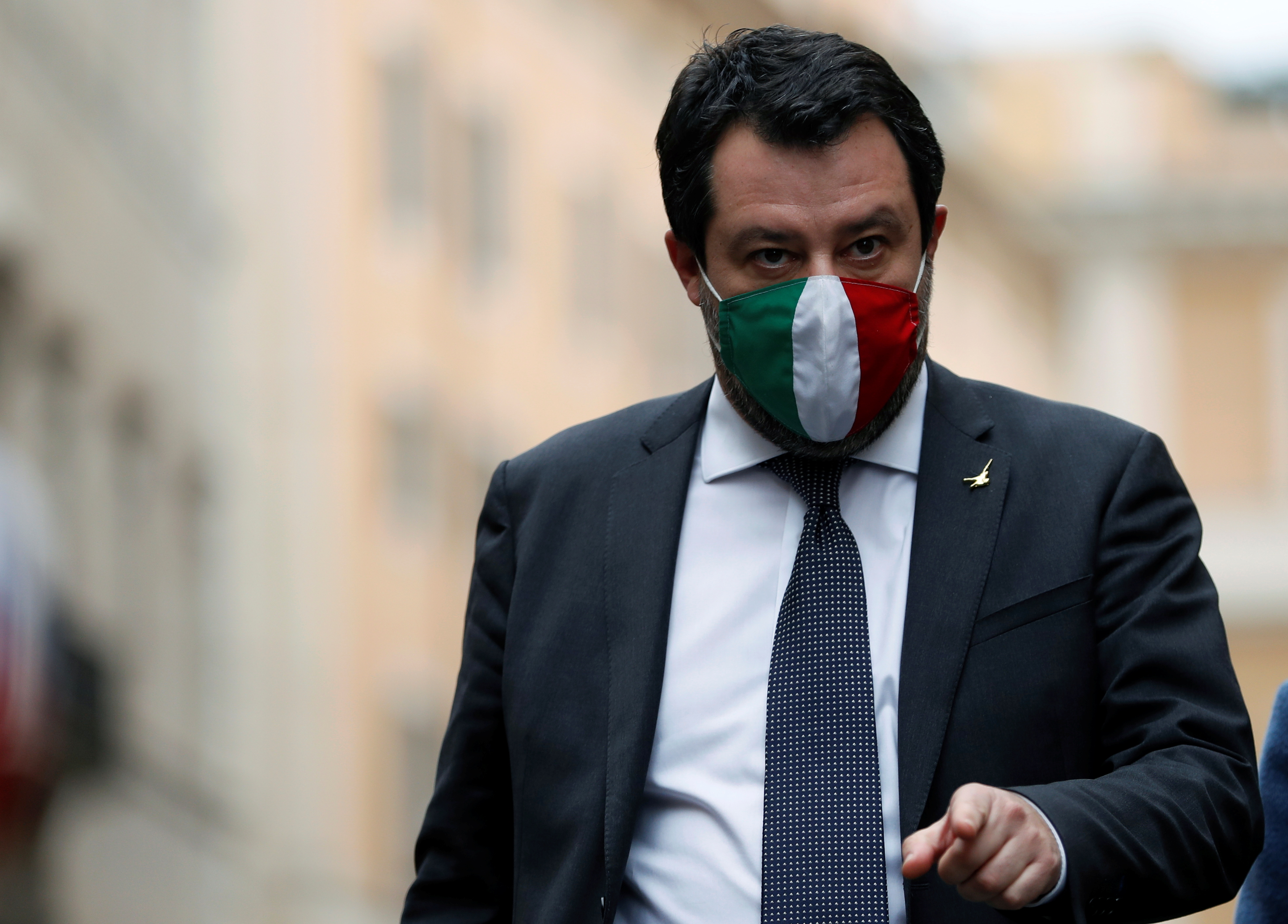 Italy Judge Rules Salvini Should Not Stand Trial In Migrant Ship Case Reuters