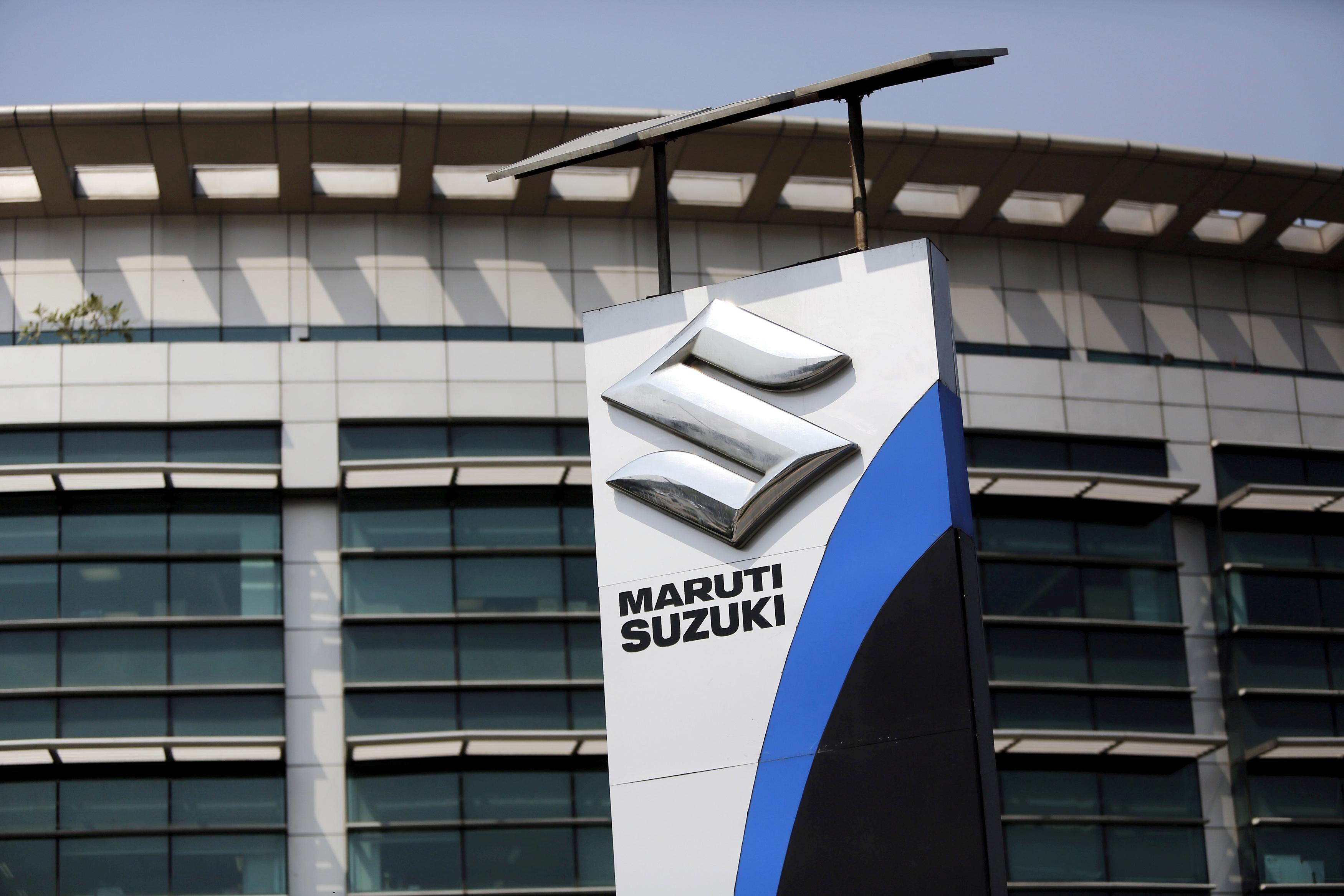 Corporate office of Maruti Suzuki India Limited is pictured in New Delhi, India, February 26, 2016. REUTERS/Anindito Mukherjee