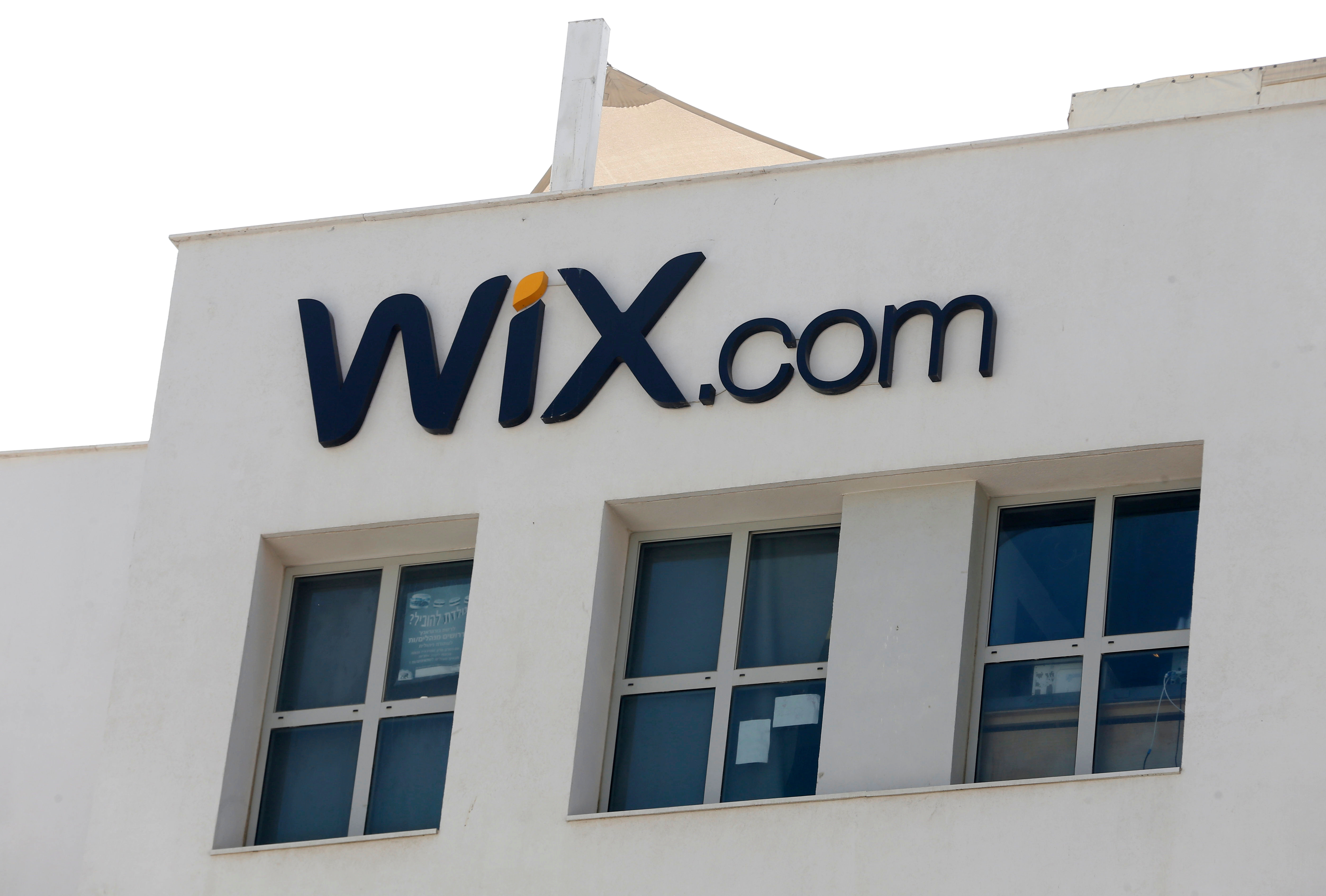 The offices website-designer firm Wix.com are shown in Tel Aviv, Israel July 4, 2016. Picture taken July 4, 2016. REUTERS/Baz Ratner/File Photo