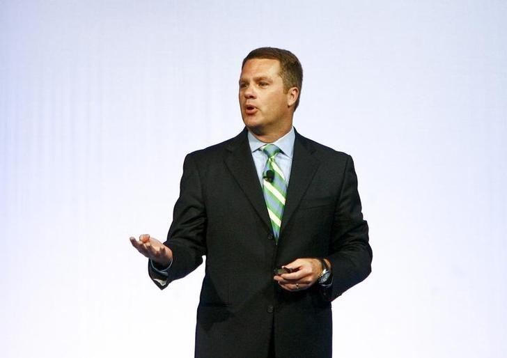 Doug McMillon, President and CEO, Wal-Mart Stores Inc. International. REUTERS/Sarah Conard.