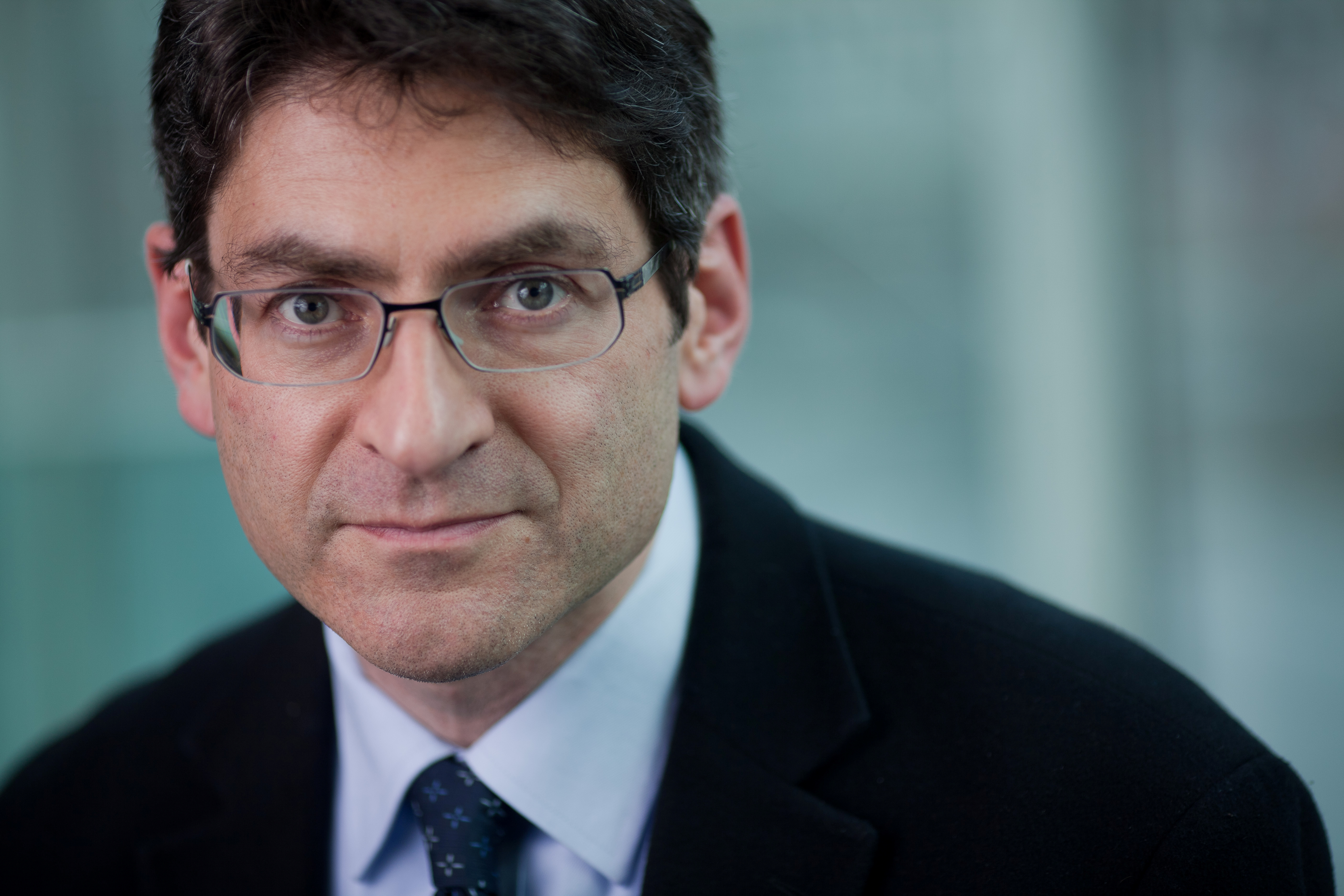 Professor Jonathan Haskel, who has just been appointed to the Monetary Policy Committee of the Bank of England, is seen in this undated portrait released by HM Treasury in London, Britain, May 31, 2018. Jason Alden/UK Treasury/Handout via REUTERS/Files