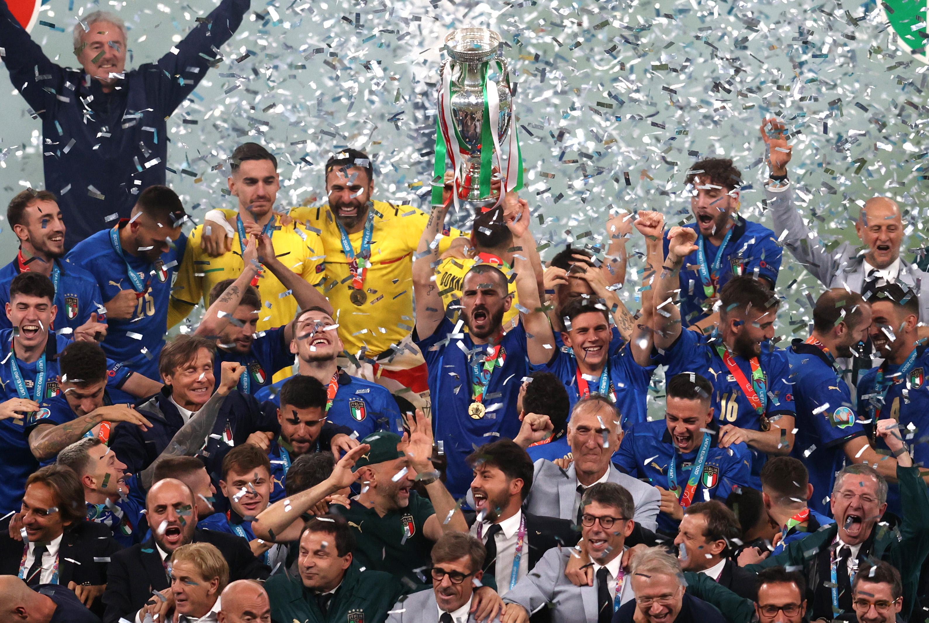 Factbox: List of European Championship winners   Reuters